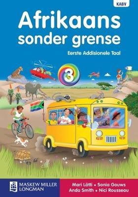 Picture of Afrikaans sonder grense: Gr 3: Leerdersboek : Eerste addisionele taal