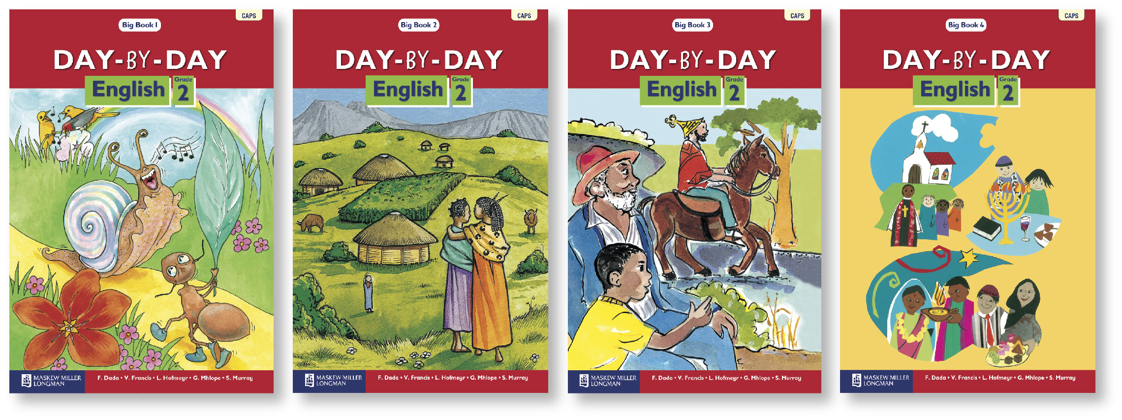 Picture of Day-by-day English