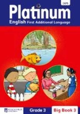 Picture of Platinum English first additional language: Grade 3: Grade 3 : Big book pack pack of 3