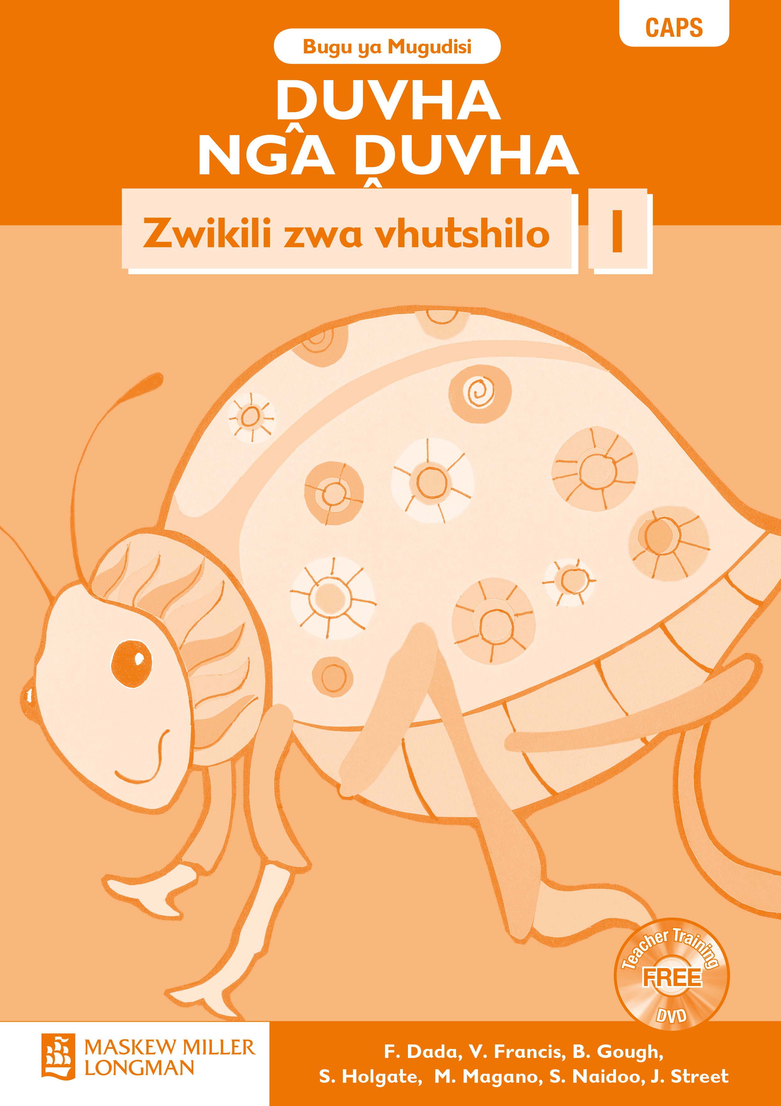 Picture of Duvha nga duvha zwikili zwa vhutshilo: Gr 1: Teacher's guide