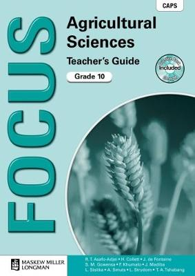 Picture of Focus agricultural sciences: Gr 10: Teacher's guide