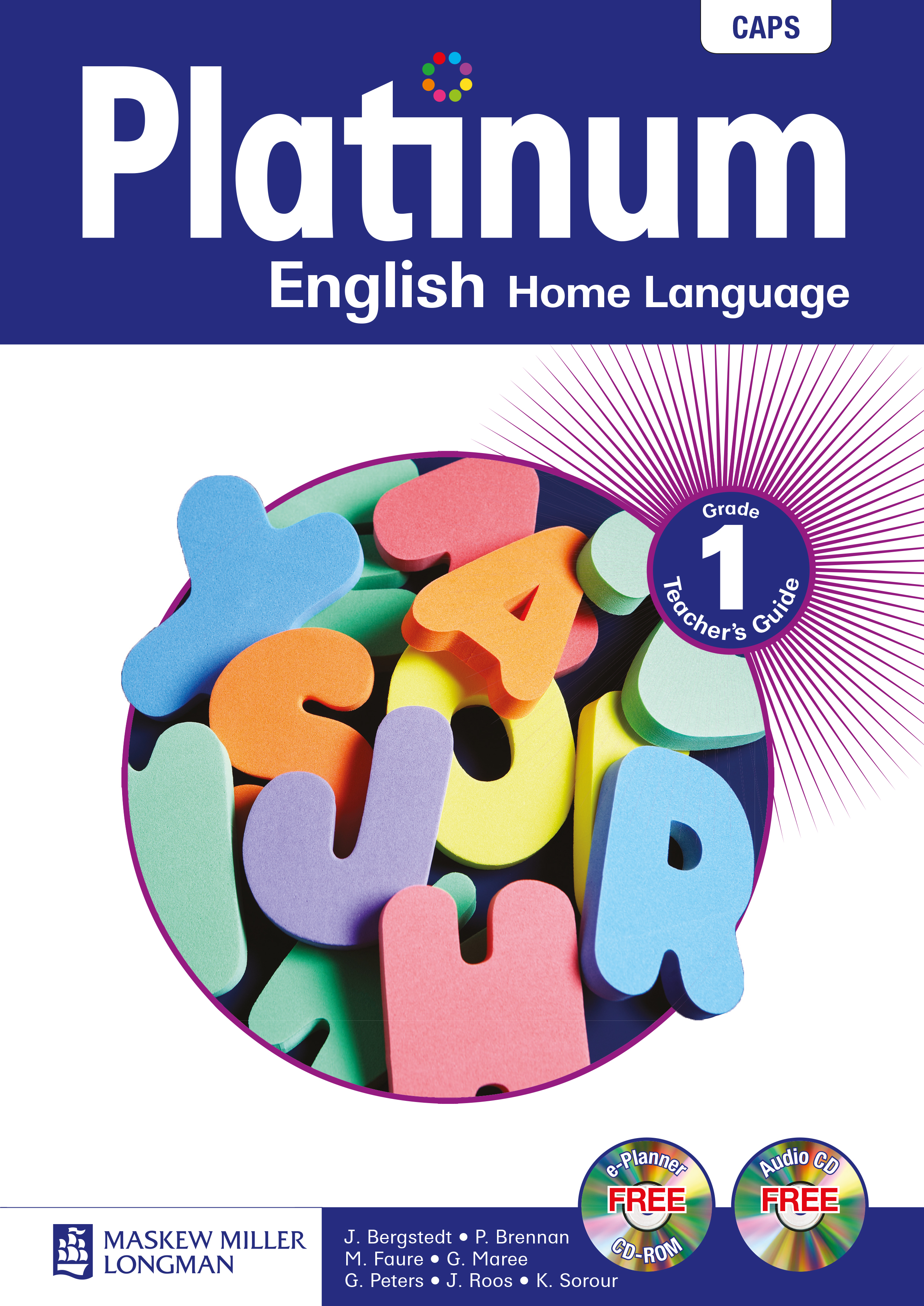 Picture of Platinum English: Gr 1: Teacher's guide : Home language