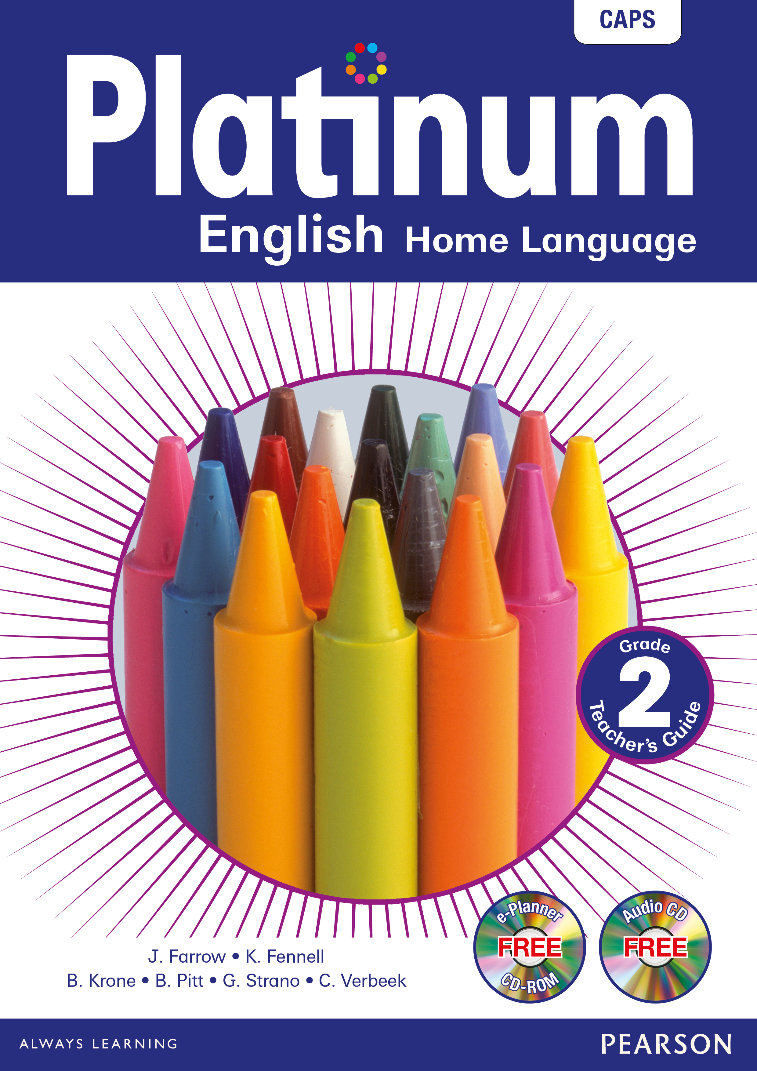 Picture of Platinum English: Gr 2: Teacher's guide : Home language