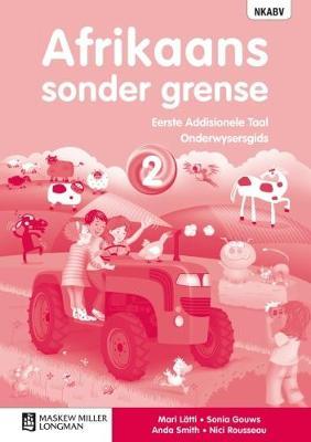 Picture of Afrikaans sonder grense: Gr 2: Onderwysersgids : Eerste addisionele taal