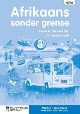 Picture of Afrikaans sonder grense: Gr 3: Onderwysersgids : Eerste addisionele taal