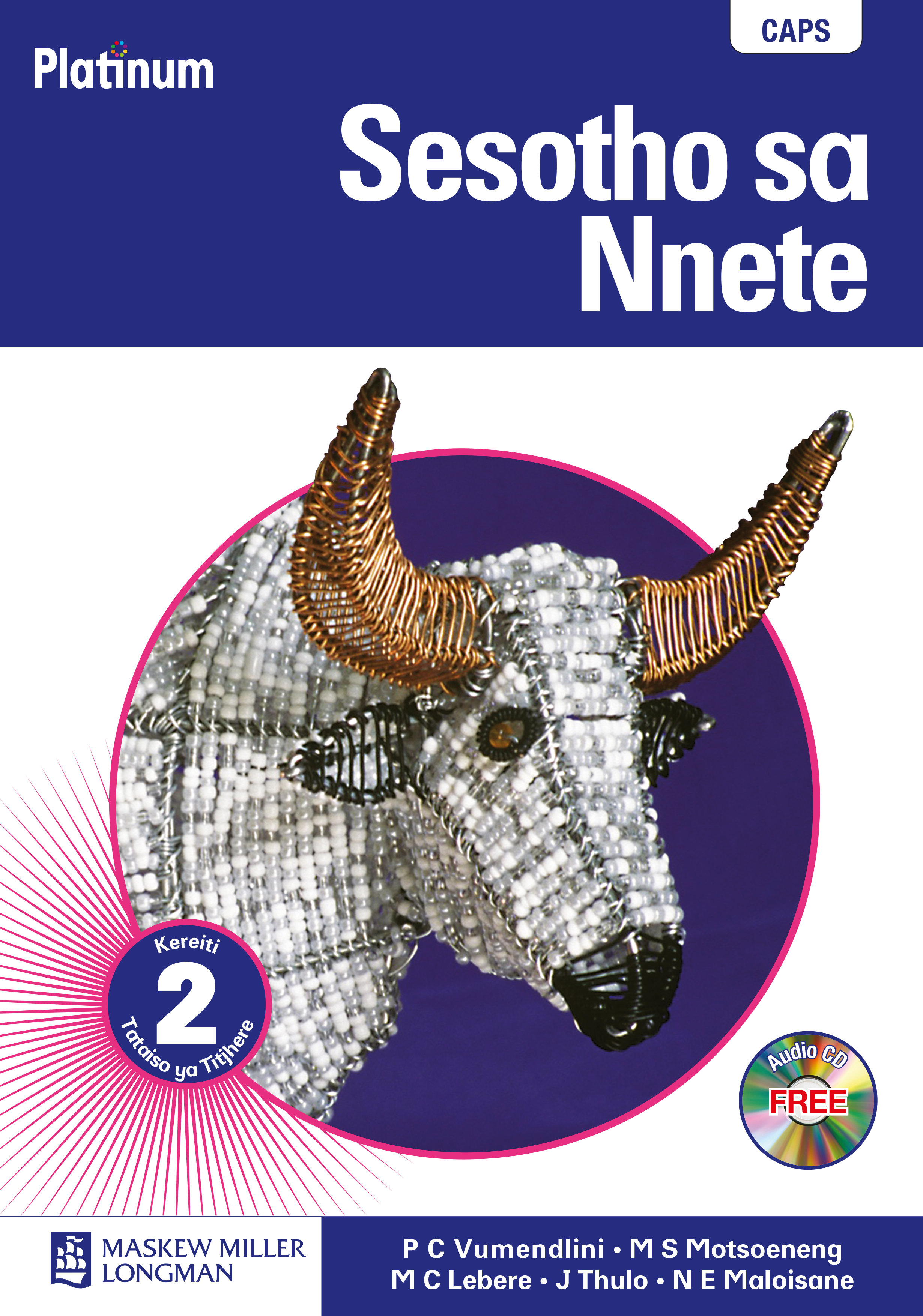Picture of Platinum sesotho sa nnete: Gr 2: Teacher's guide : Home language