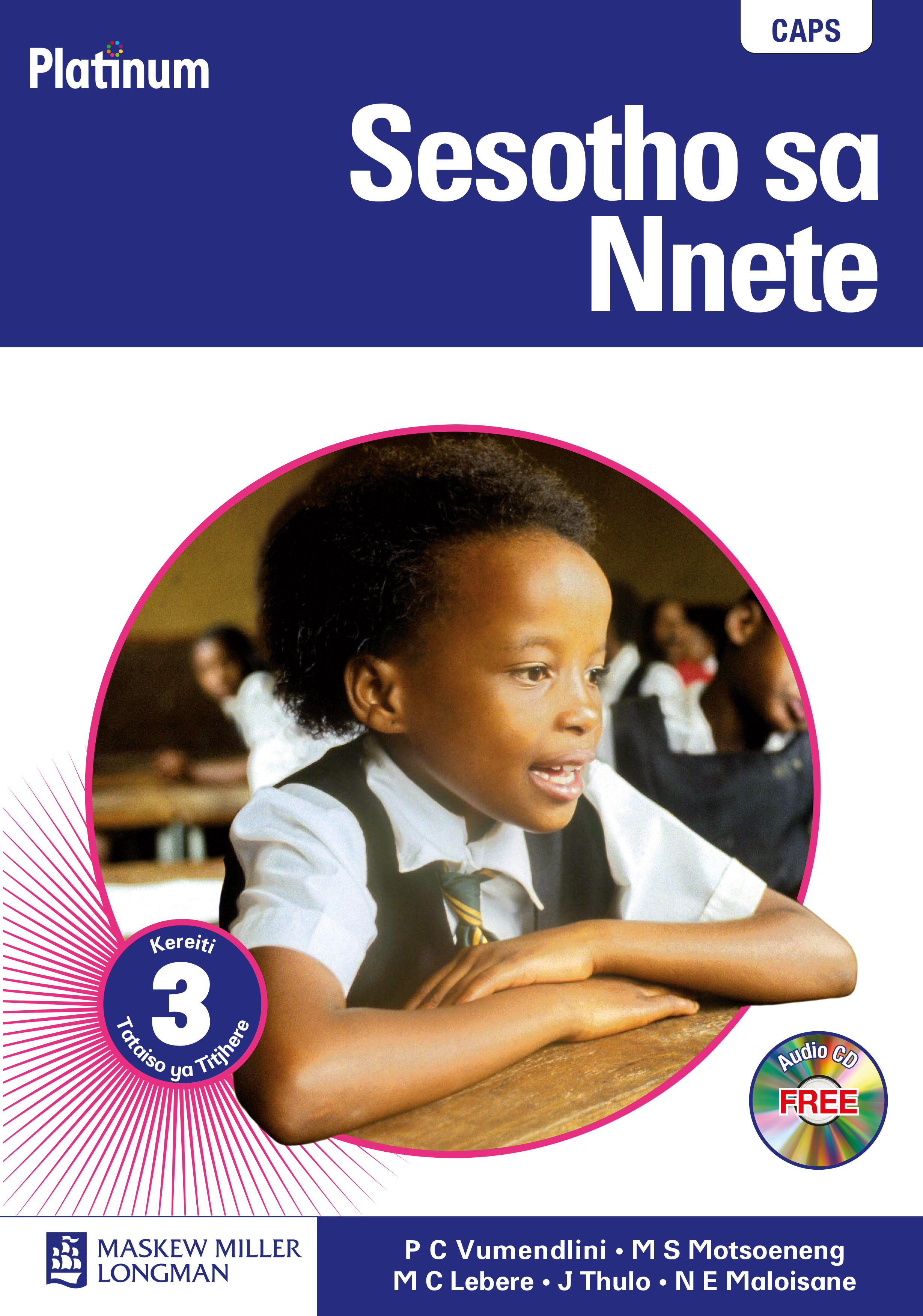 Picture of Platinum sesotho sa nnete: Gr 3: Teacher's guide : Home language
