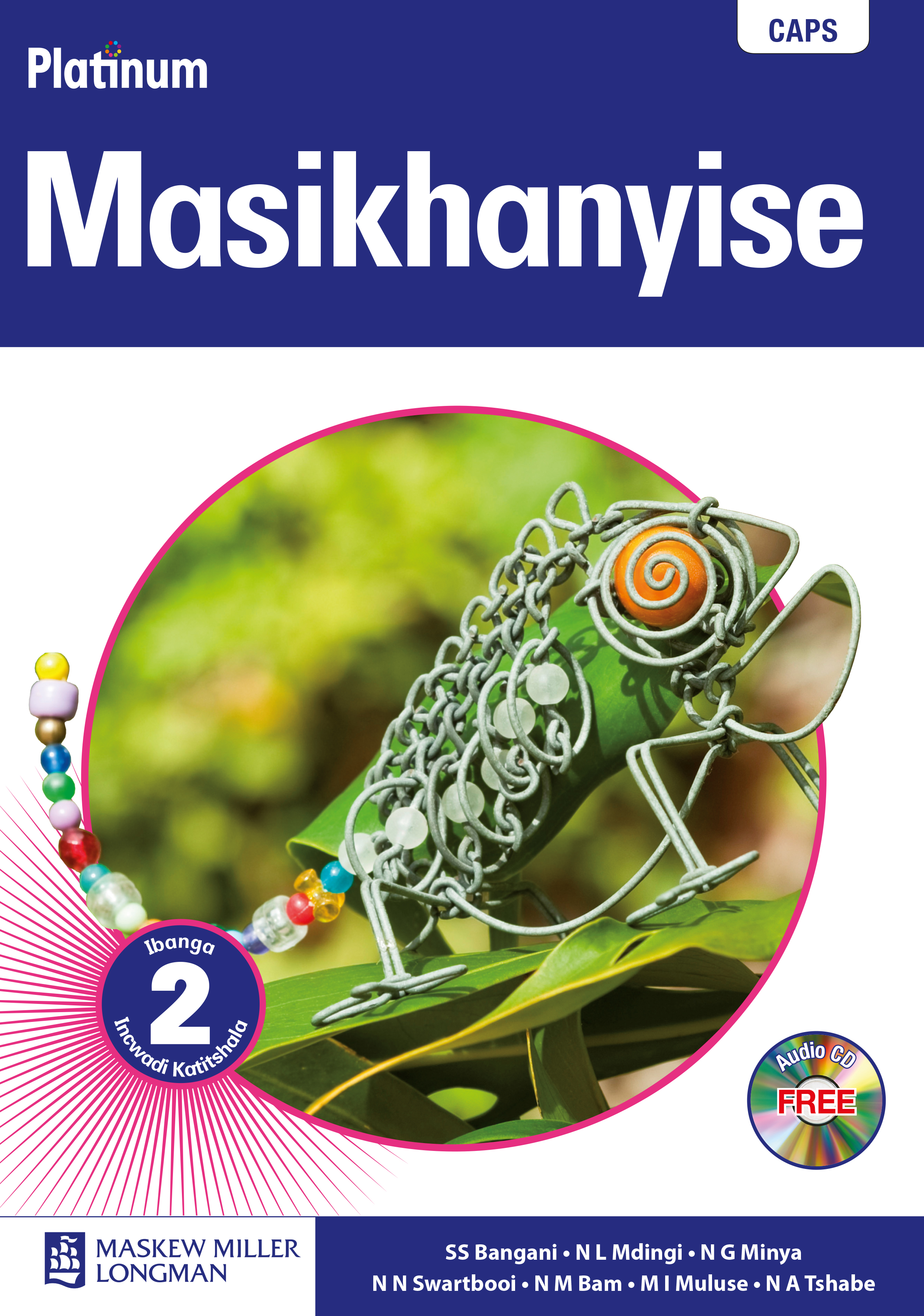 Picture of Platinum masikhanyise: Gr 2: Teacher's guide : Home language