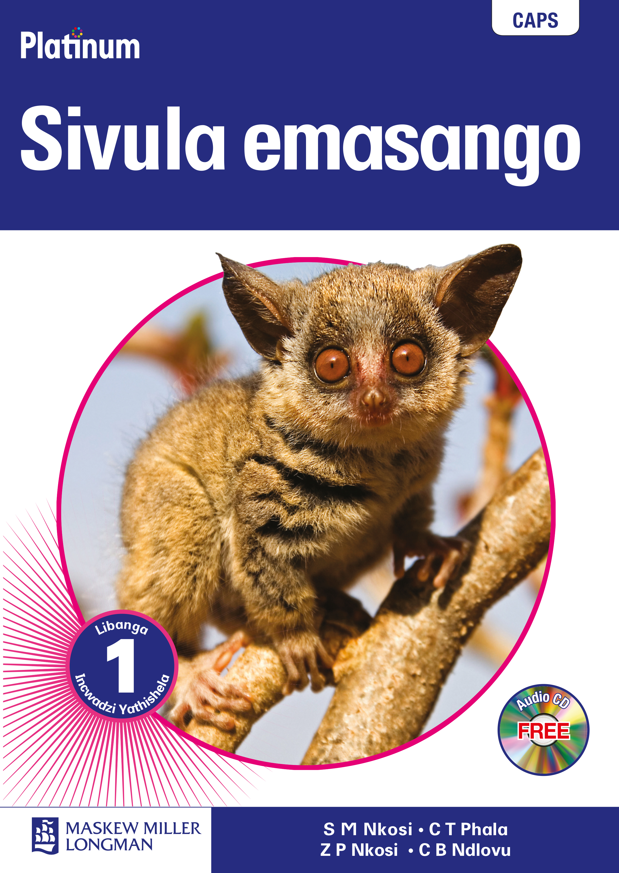 Picture of Platinum sivula emasango: Gr 1: Teacher's guide : Home language