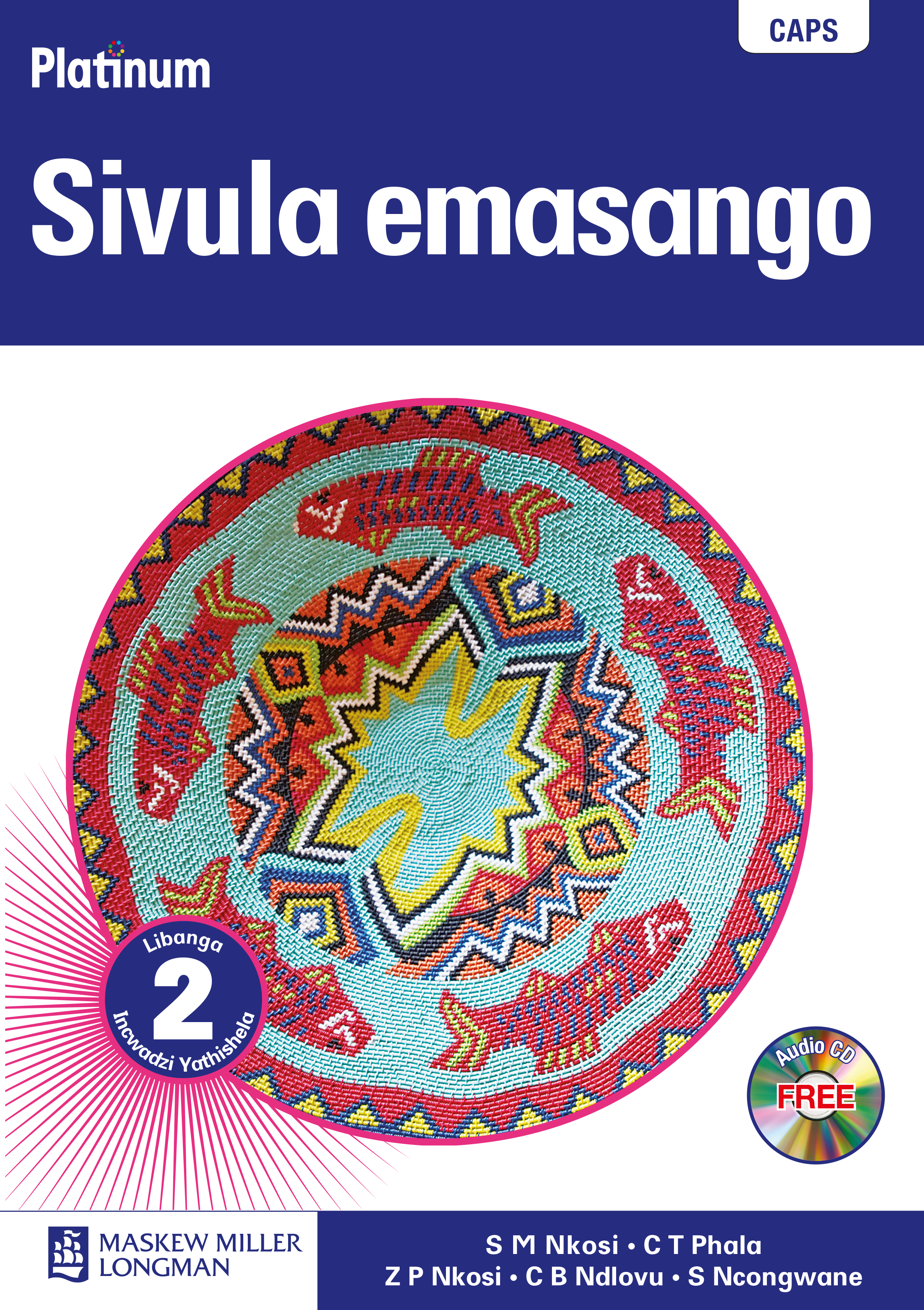 Picture of Platinum sivula emasango: Gr 2: Teacher's guide : Home language