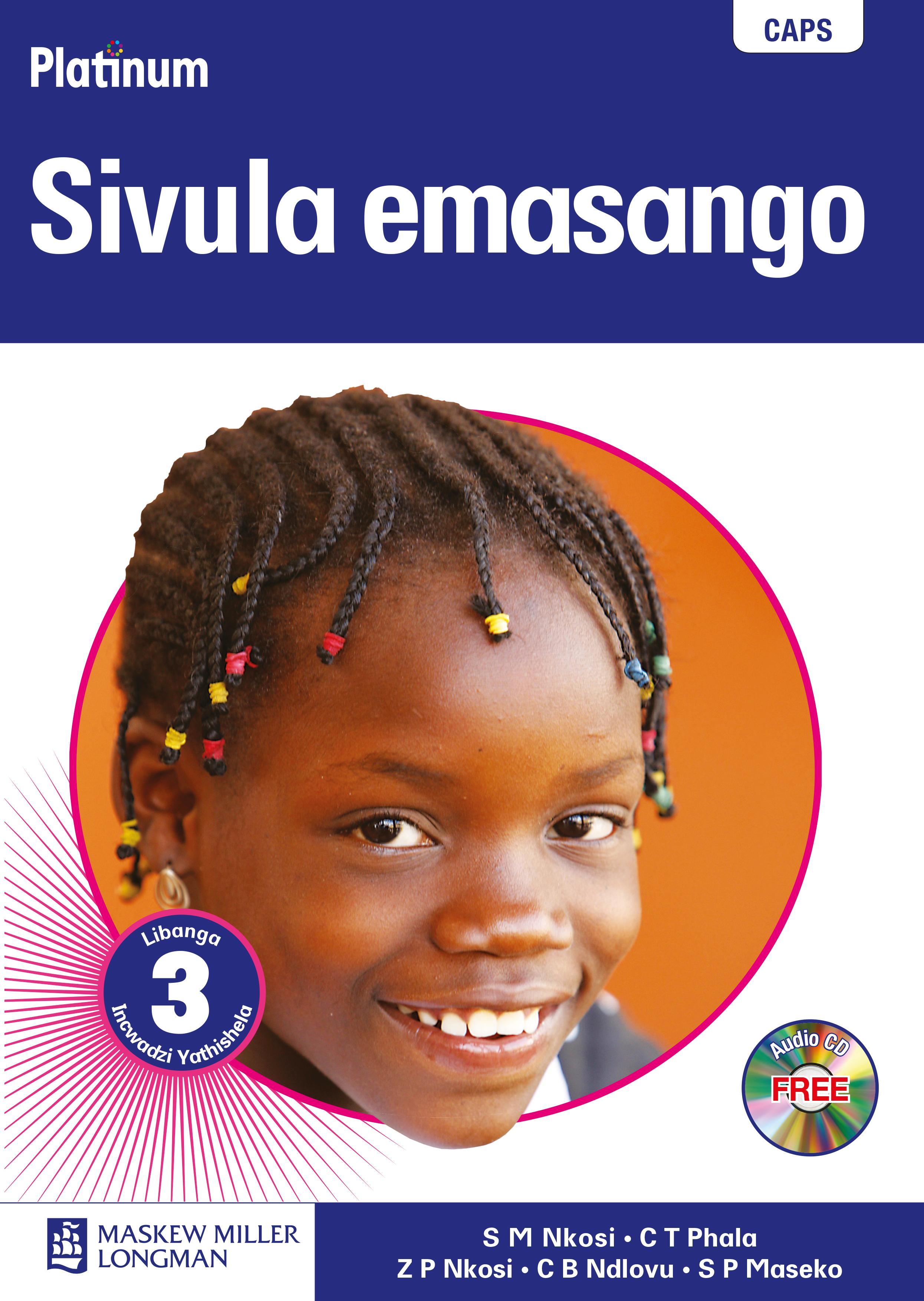 Picture of Platinum sivula emasango: Gr 3: Teacher's guide : Home language