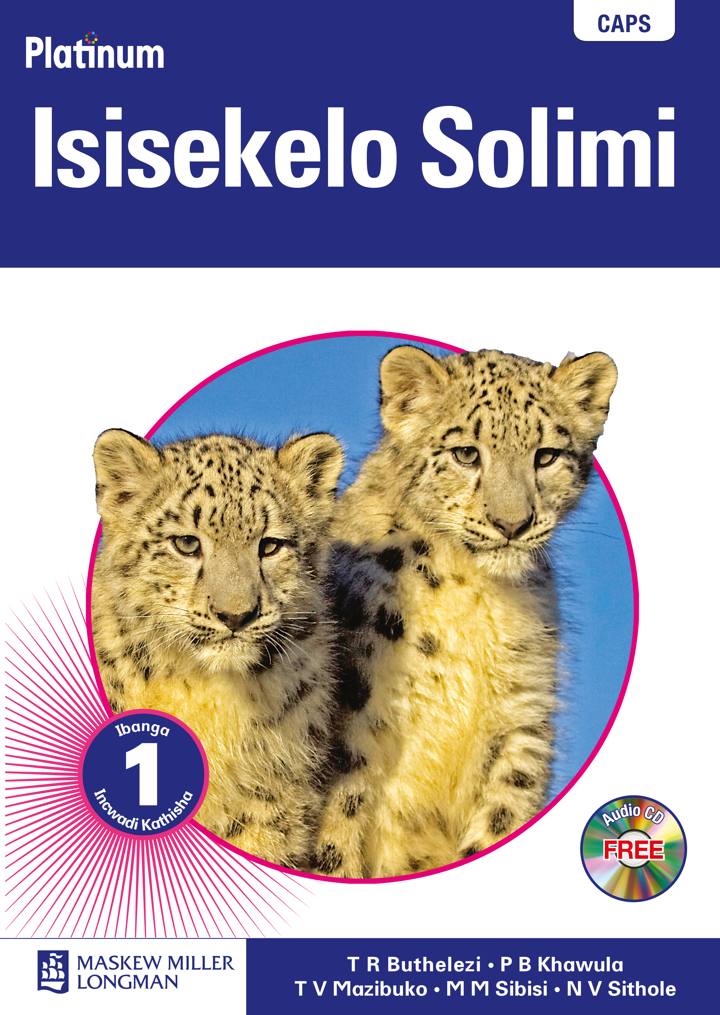 Picture of Platinum isisekelo solimi: Gr 1: Teacher's guide : Home language
