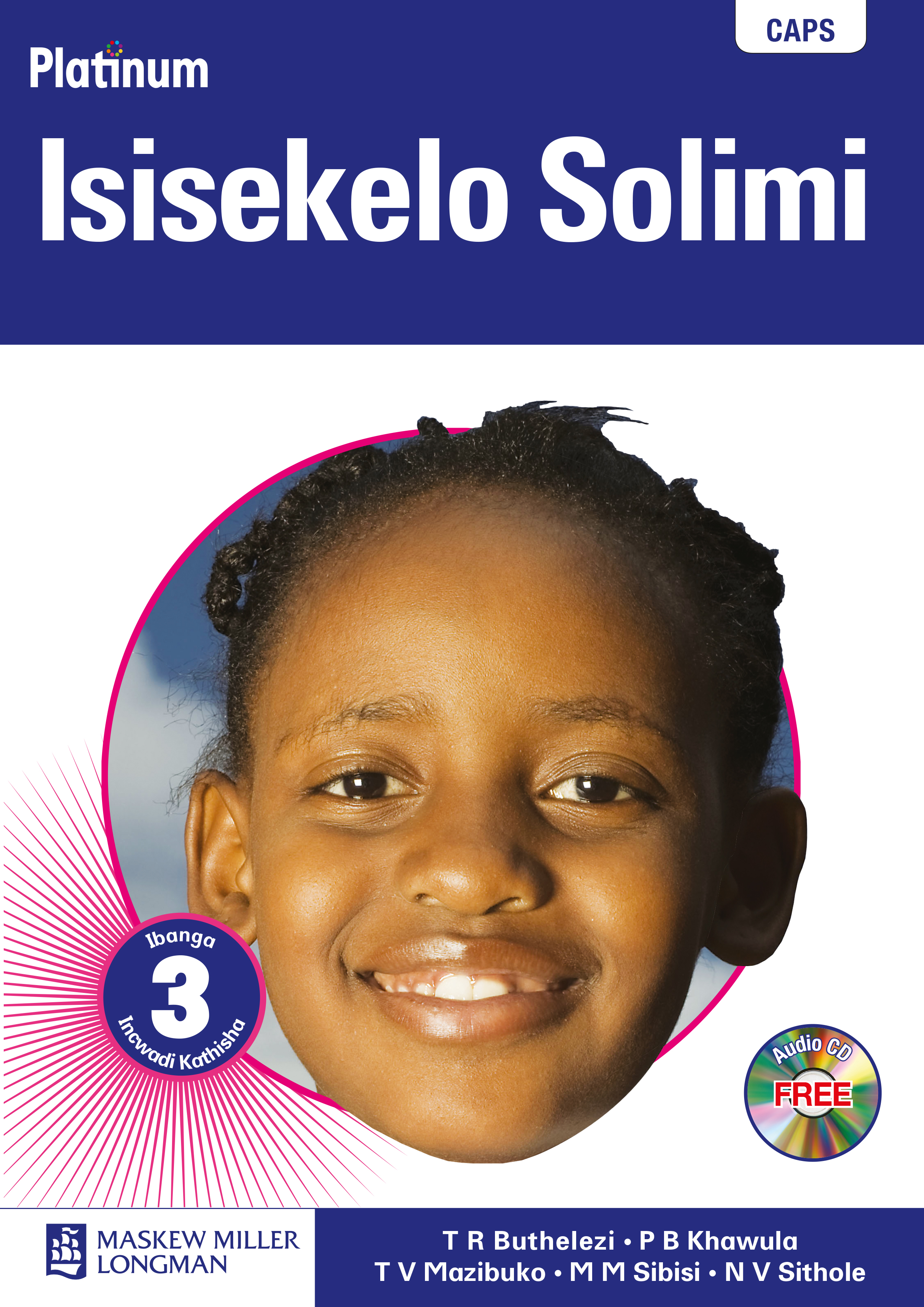 Picture of Platinum isisekelo solimi: Gr 3: Teacher's guide : Home language