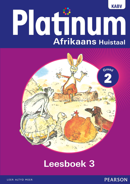 Picture of Platinum Afrikaans : Gr 2: Leesboek 3 : Huistaal