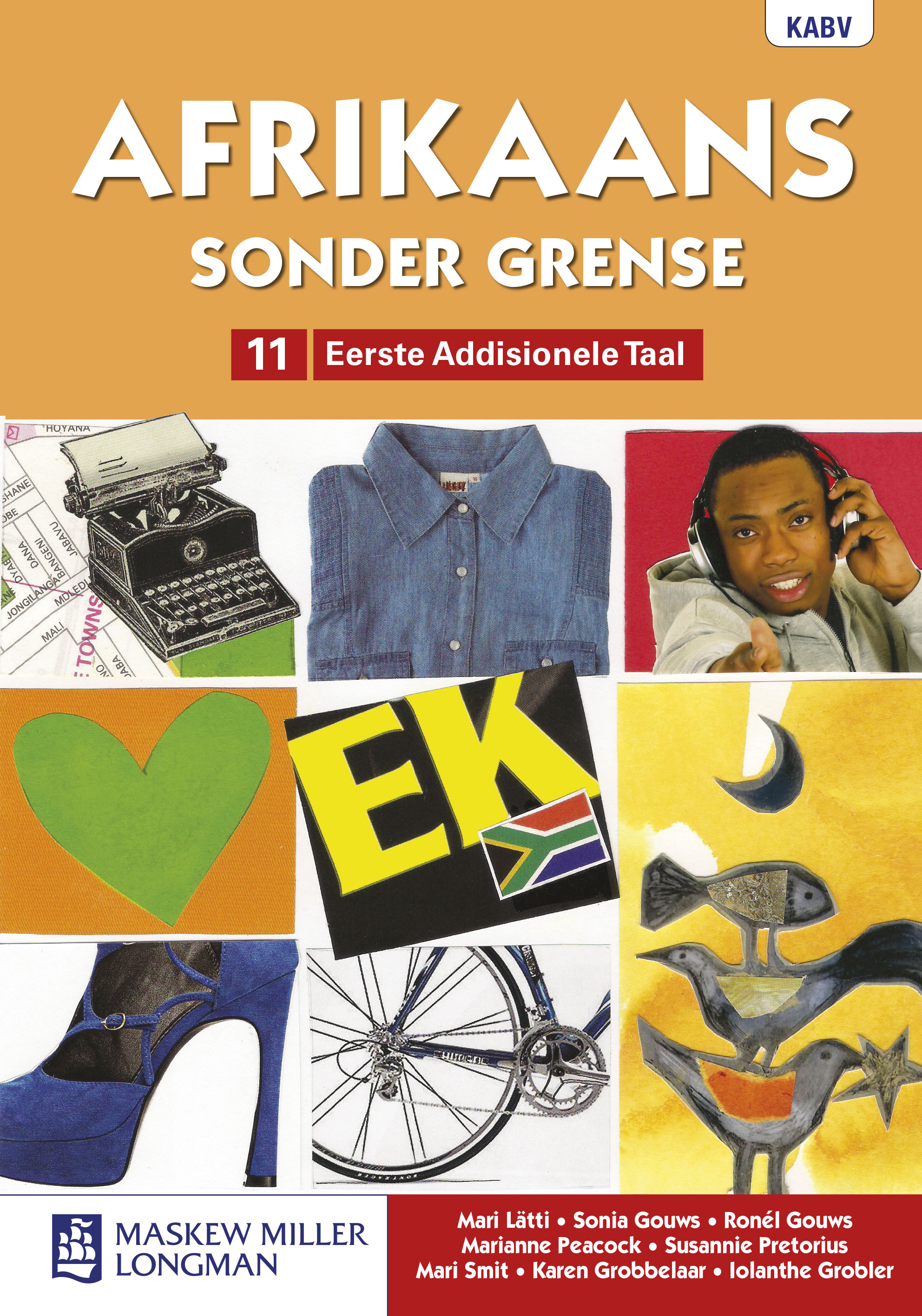 Picture of Afrikaans sonder grense