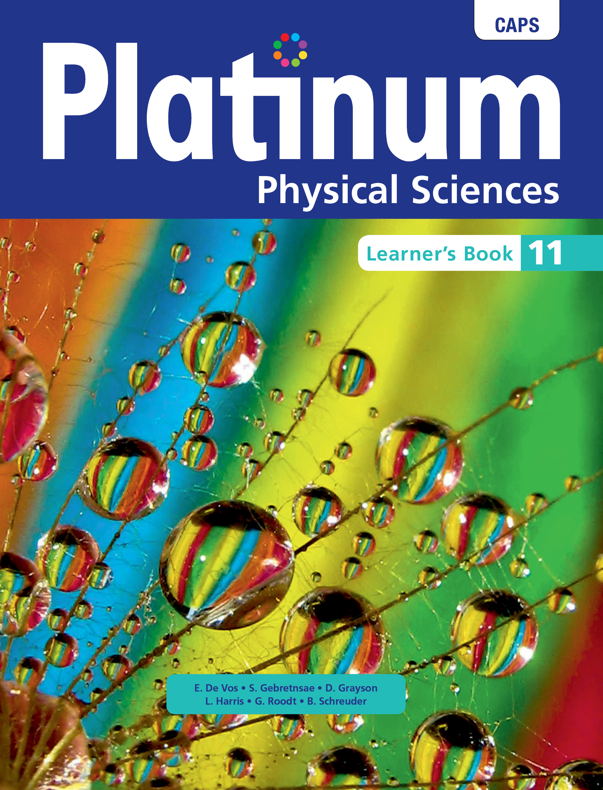 Picture of Platinum physical sciences CAPS