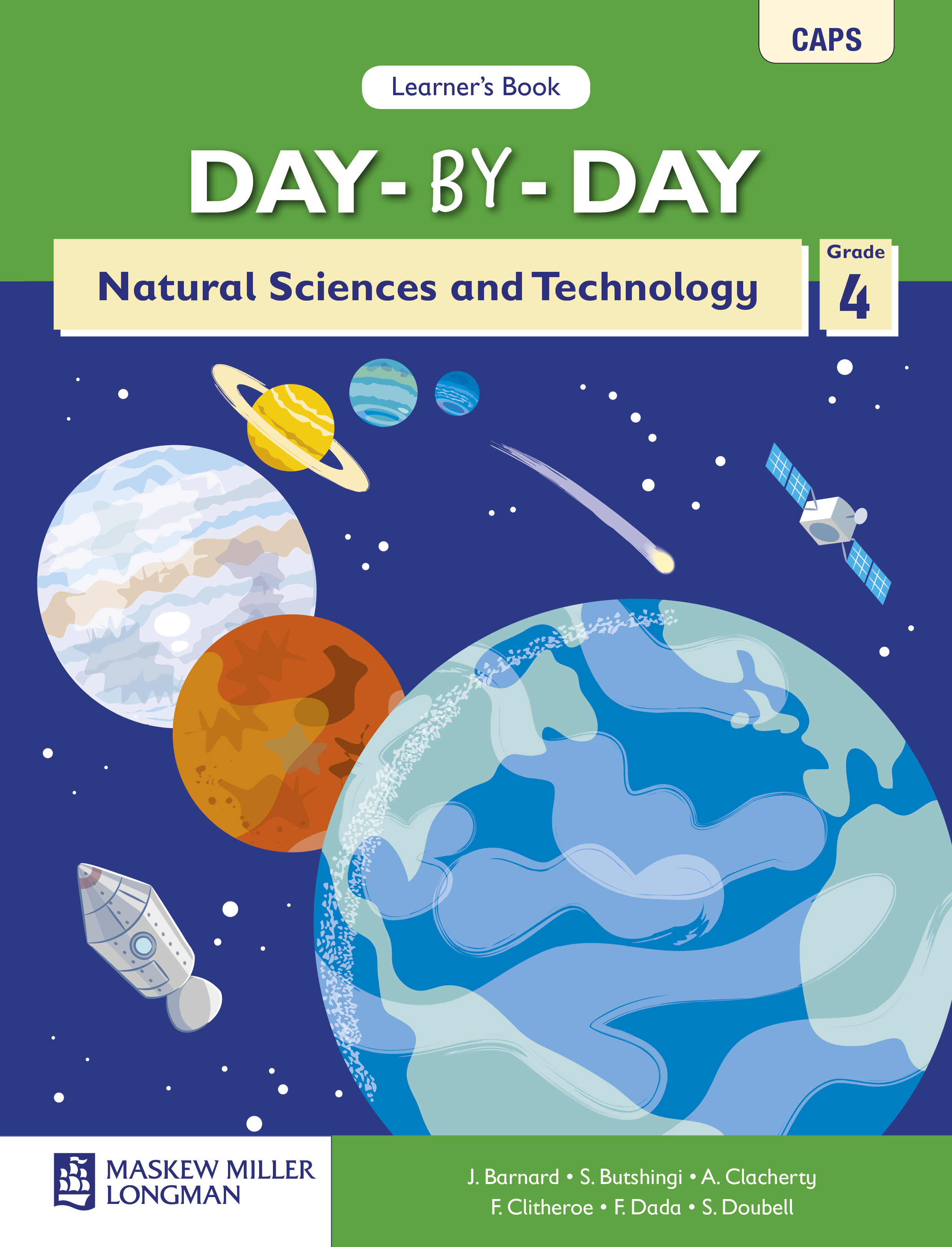 Picture of Day-by-day Natural Sciences and Technology: Day-by-Day Natural Sciences and Technology: Grade 4: Learner's Book Gr 4: Learner's Book