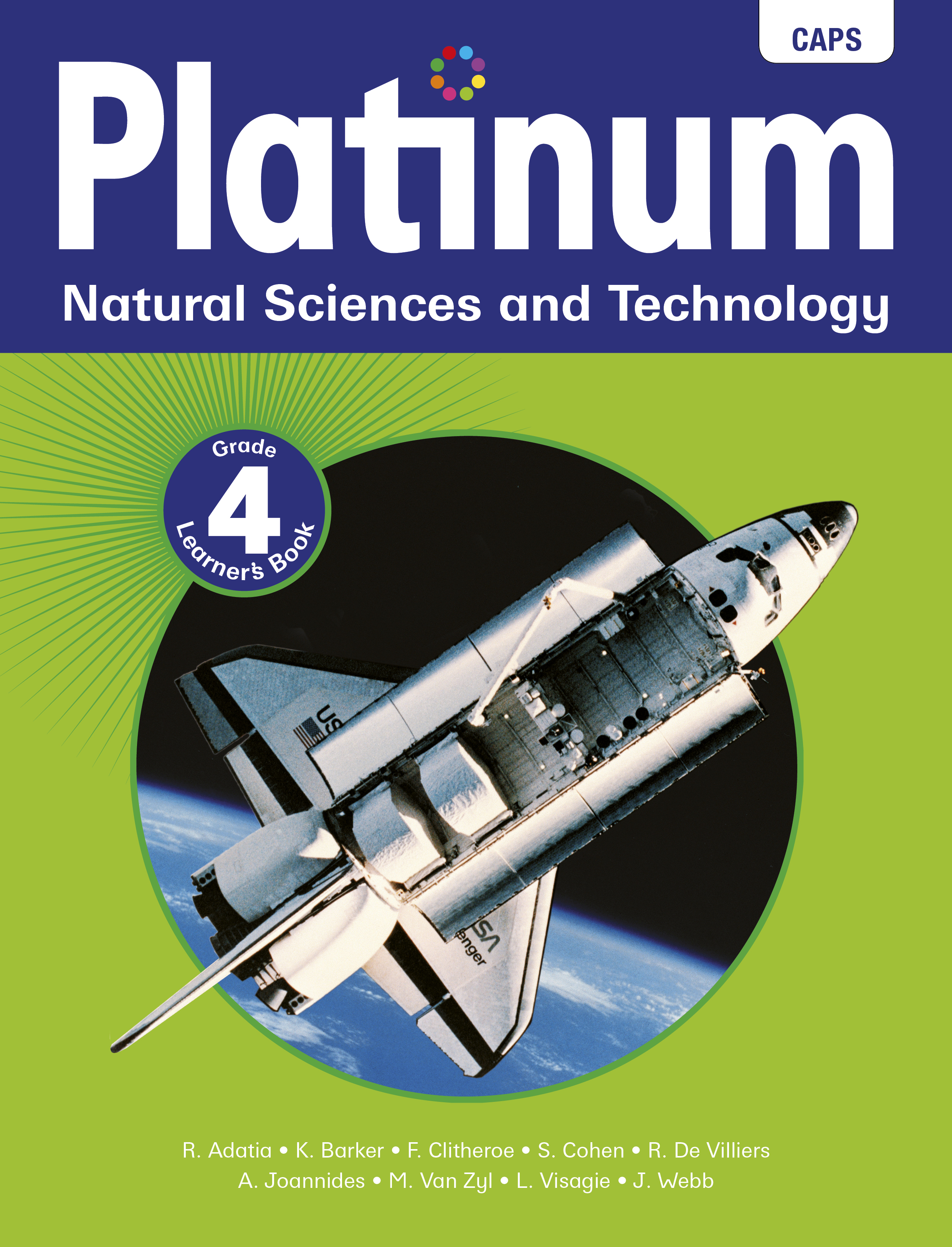 Picture of Platinum Natural Sciences and Technology: Platinum natural sciences and technology: Grade 4: Learner's book Gr 4: Learner's Book