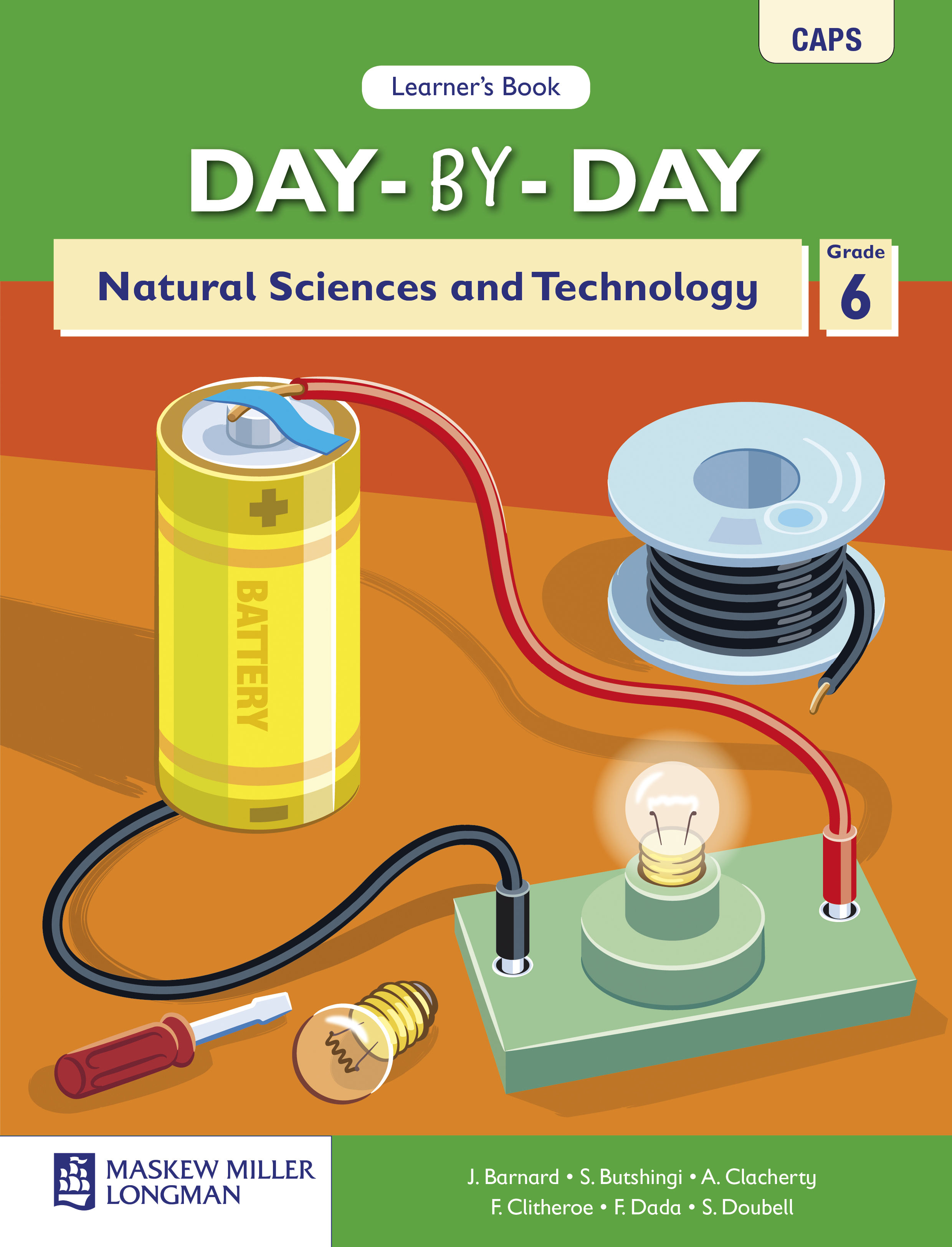 Picture of Day-by-day natural sciences and technology
