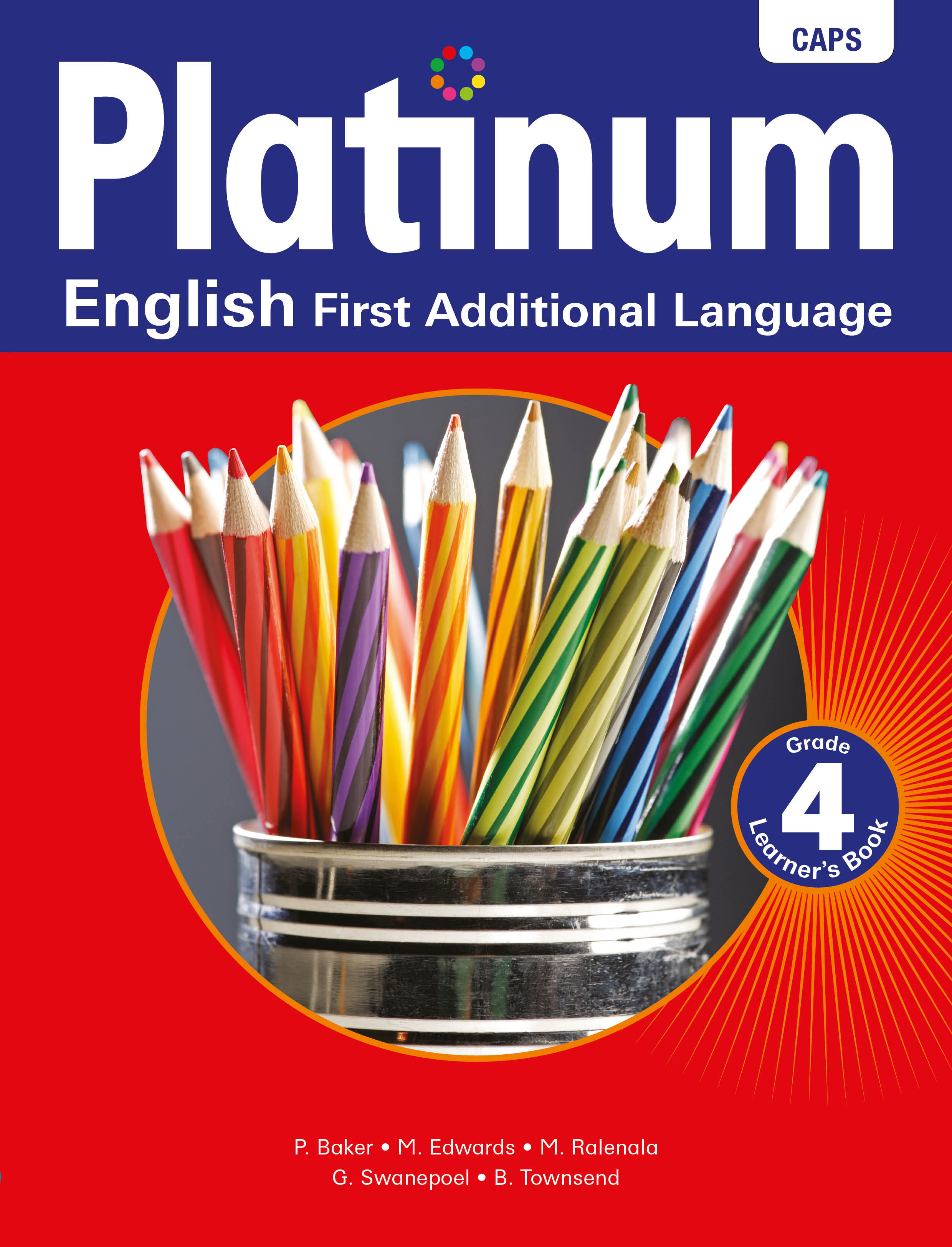 Picture of Platinum English CAPS: Gr 4: Learner's book  : First additional language