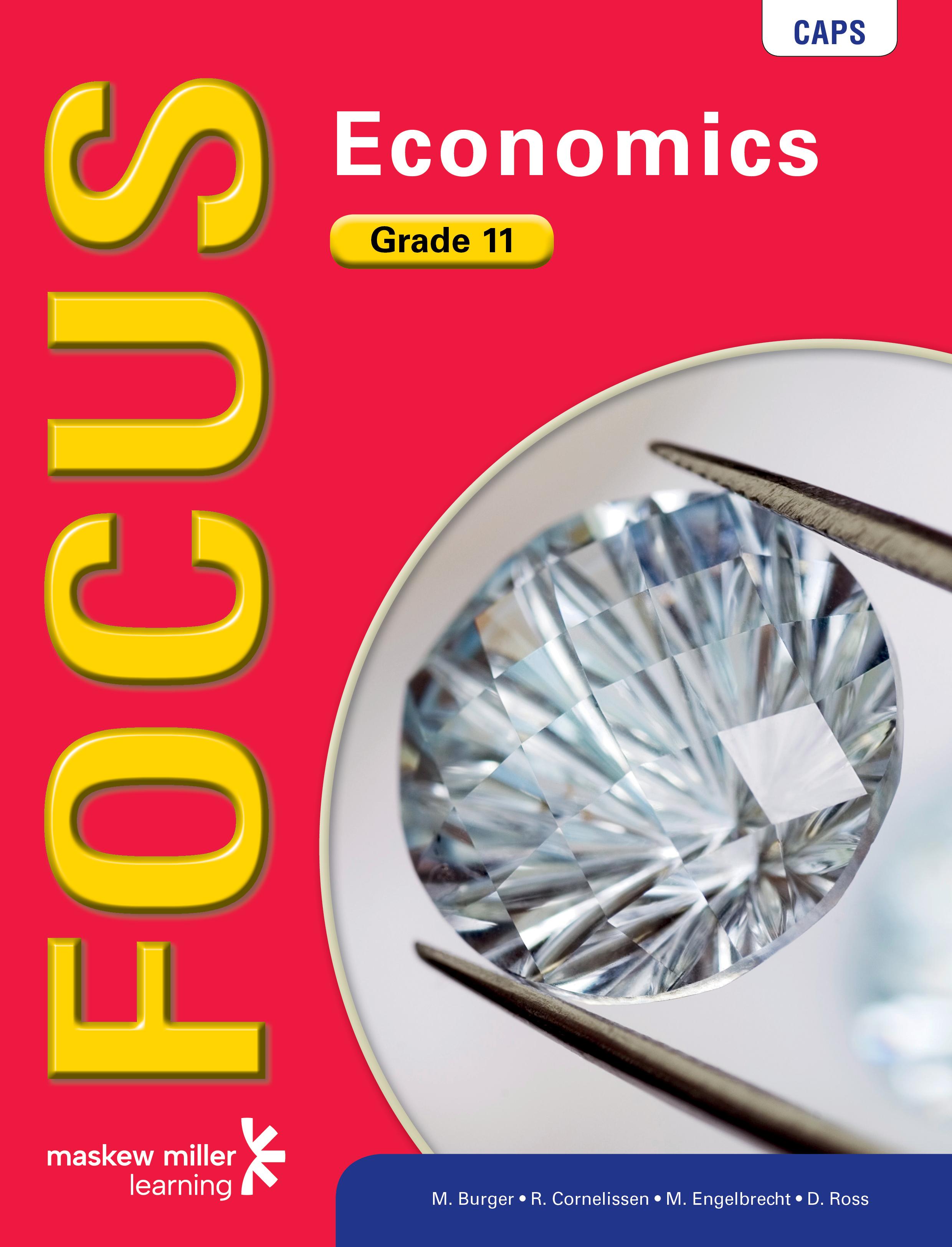 Picture of Focus economics CAPS