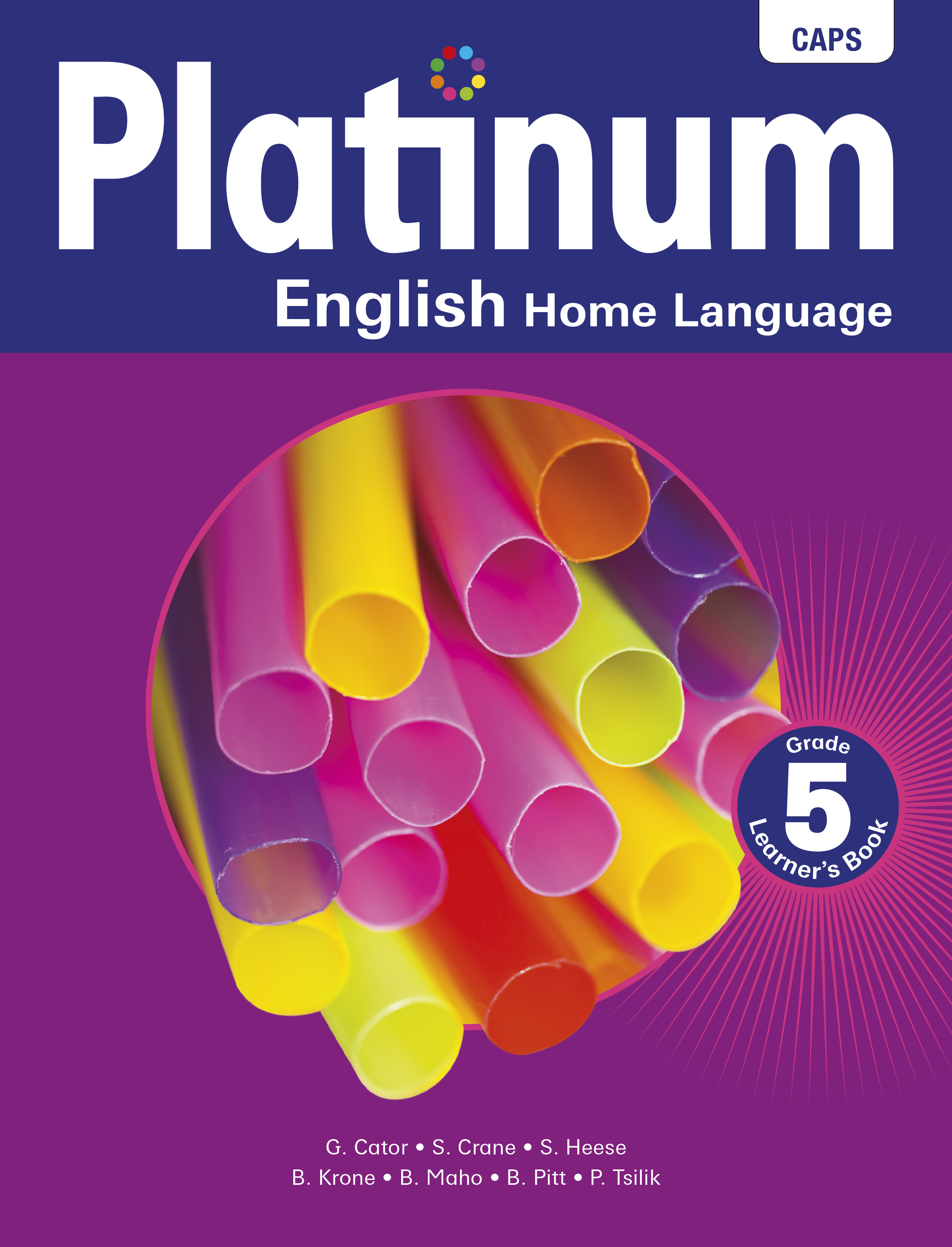 Picture of Platinum English CAPS: Gr 5: Learner's book  : Home language