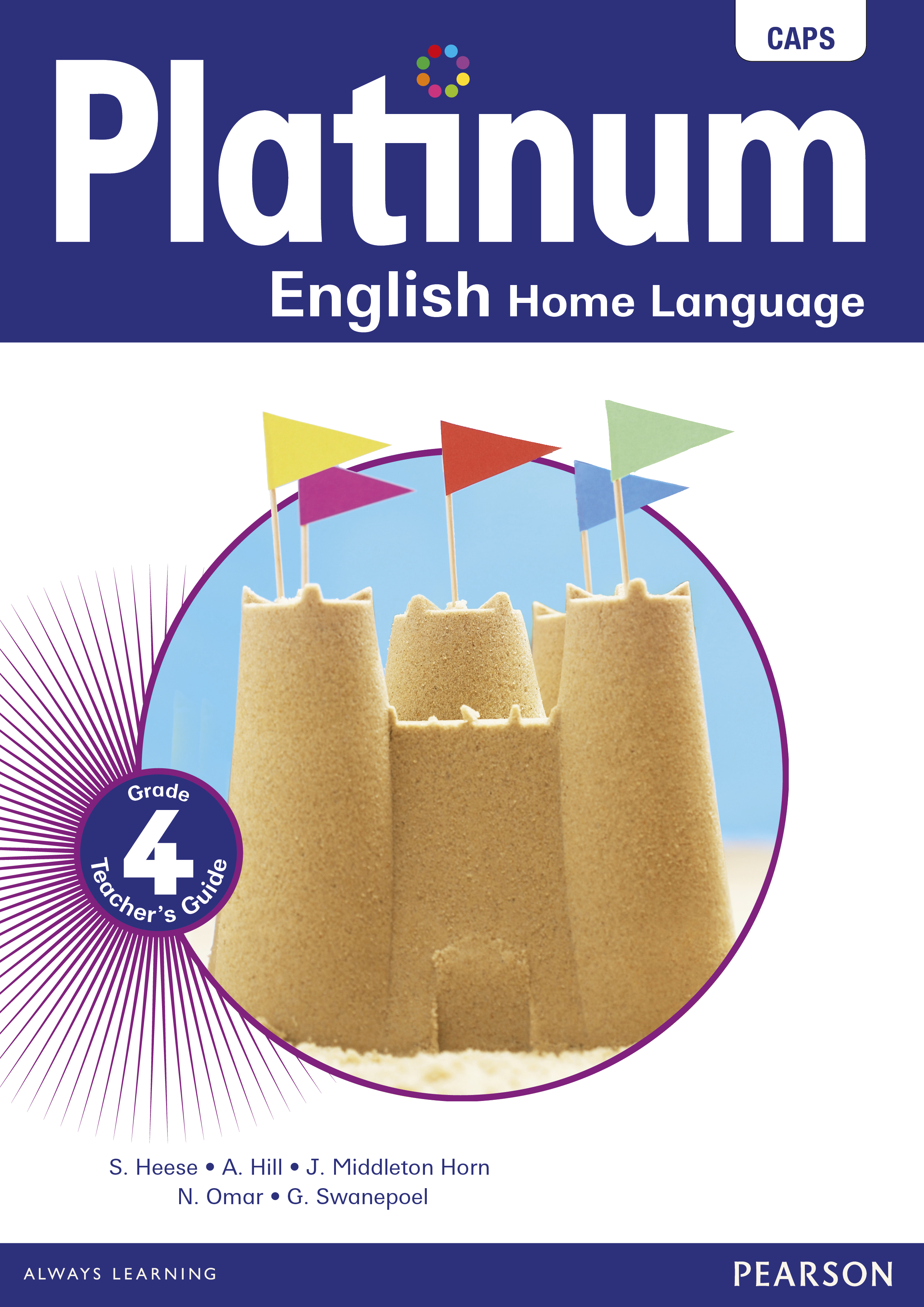 Picture of Platinum English CAPS: Gr 4: Teacher's guide : Home language