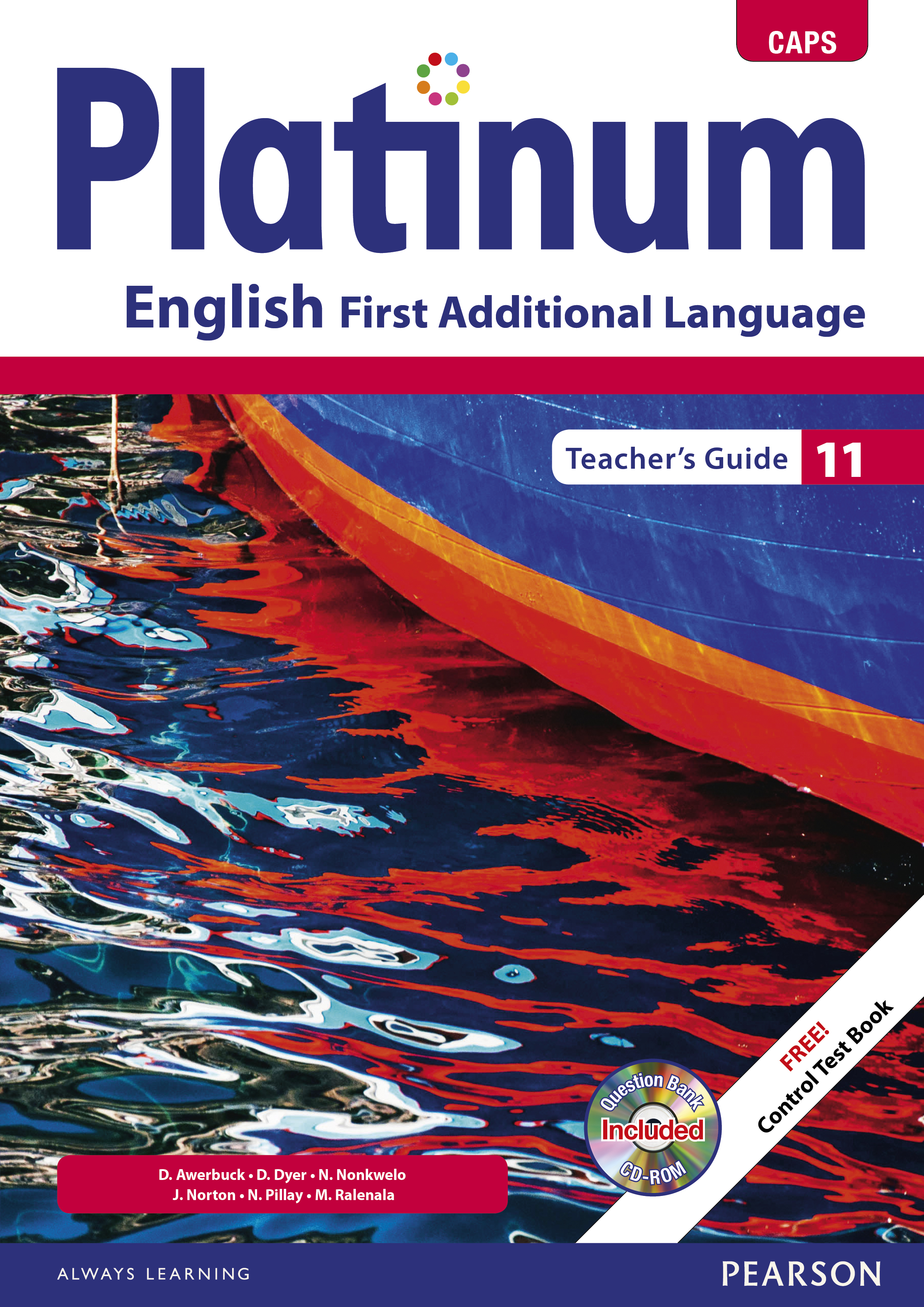 Picture of Platinum English CAPS: Gr 11: Teacher's guide : First additional language