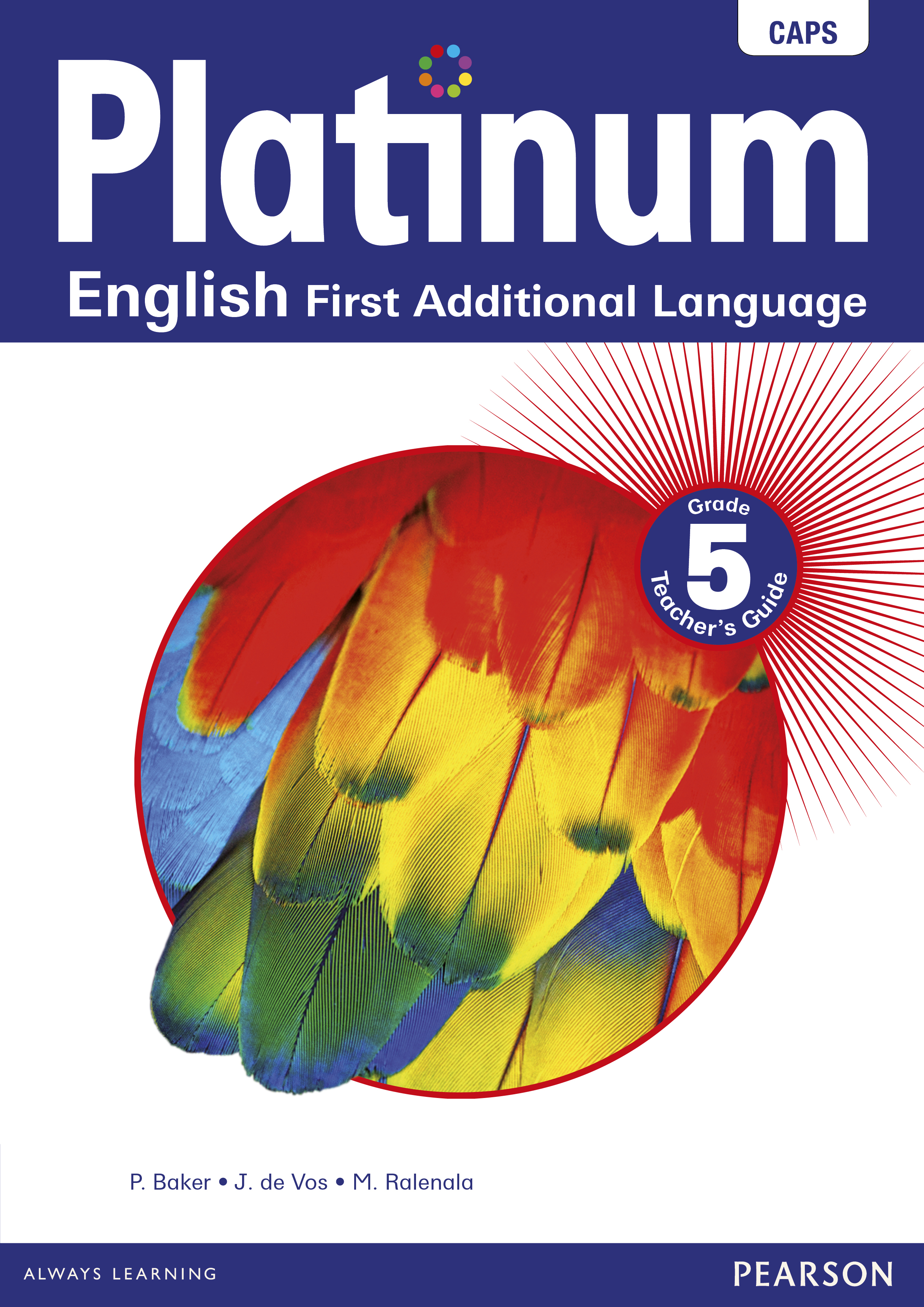 Picture of Platinum English CAPS: Gr 5: Teacher's guide : First additional language