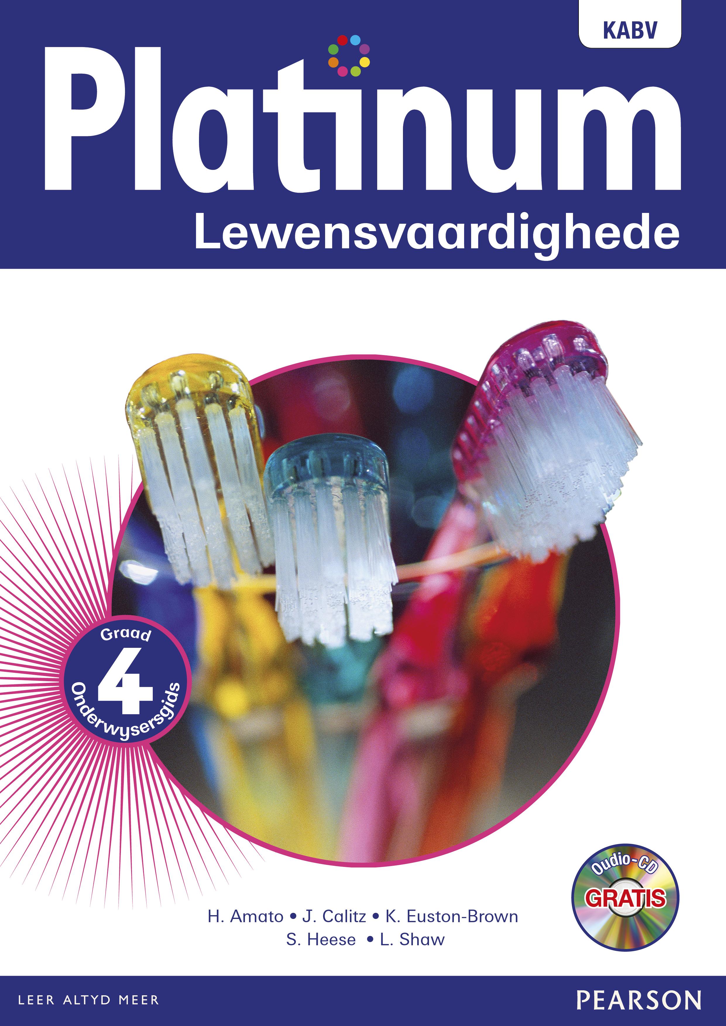 Picture of Platinum lewensvaardighede NKABV: Gr 4: Onderwysersgids