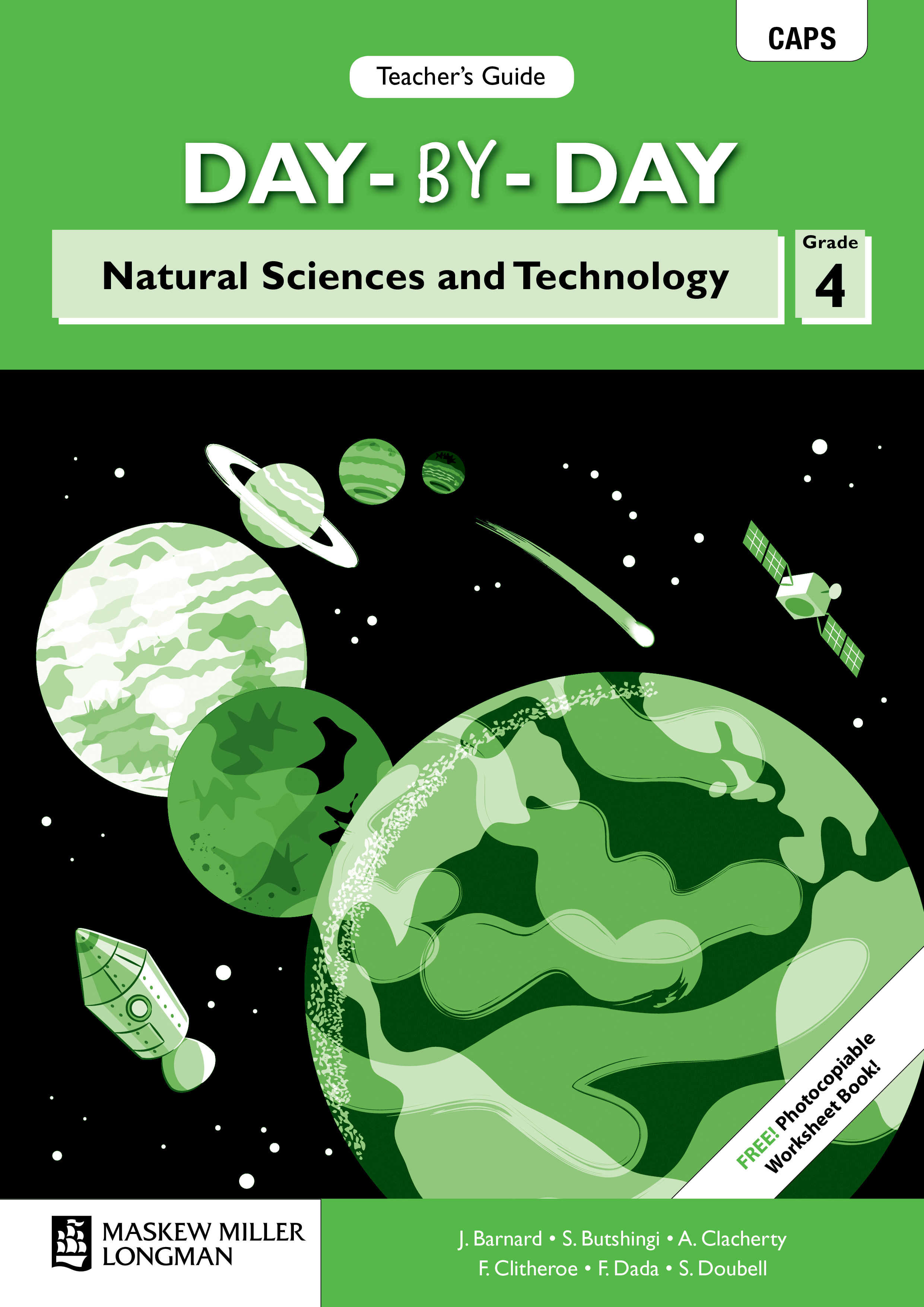 Picture of Day-by-Day Natural Sciences and Technology: Grade 4: Teacher's Guide (Includes Photocopiable Worksheet Book)