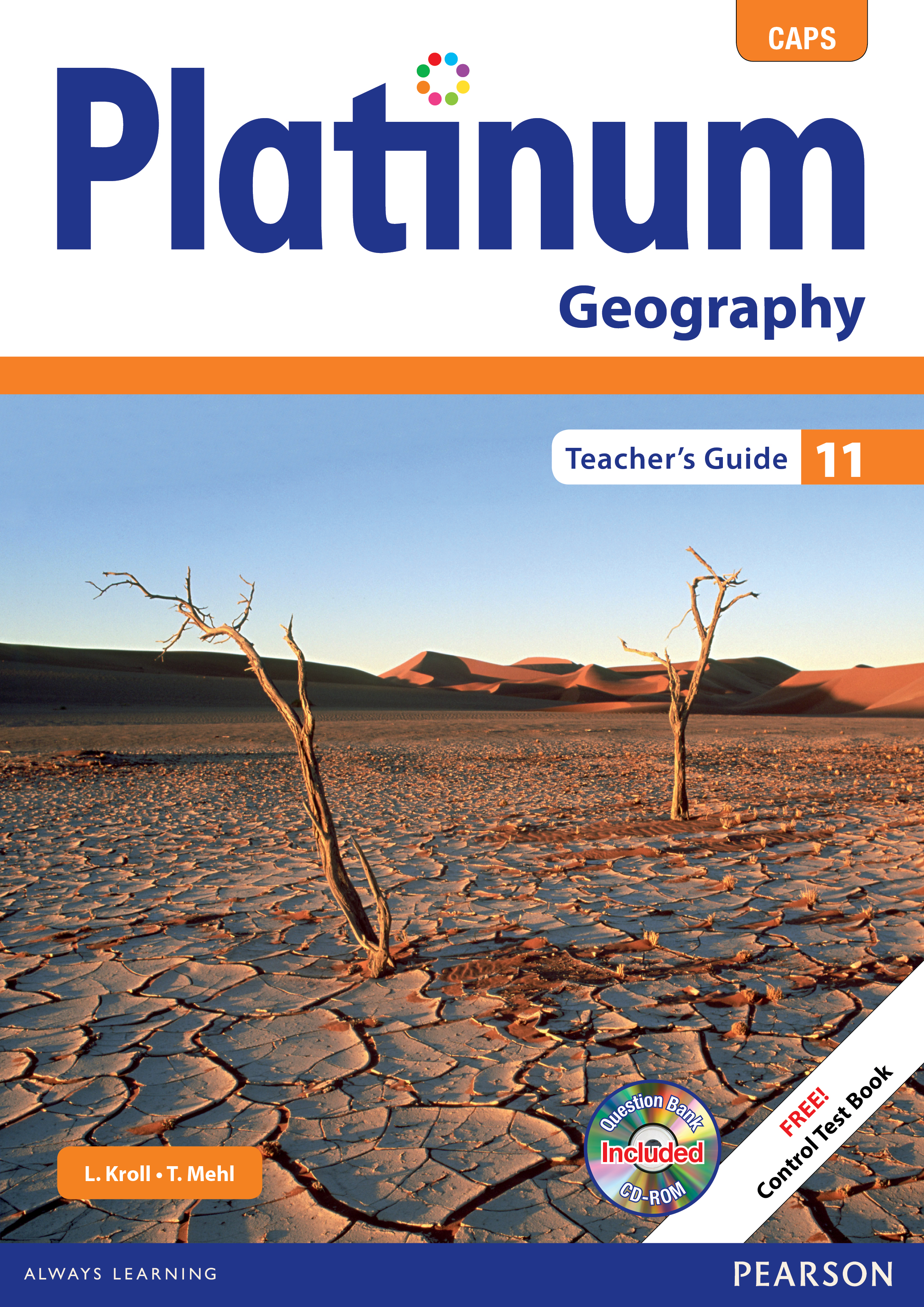 Picture of Platinum geography CAPS : Gr 11: Teacher's guide