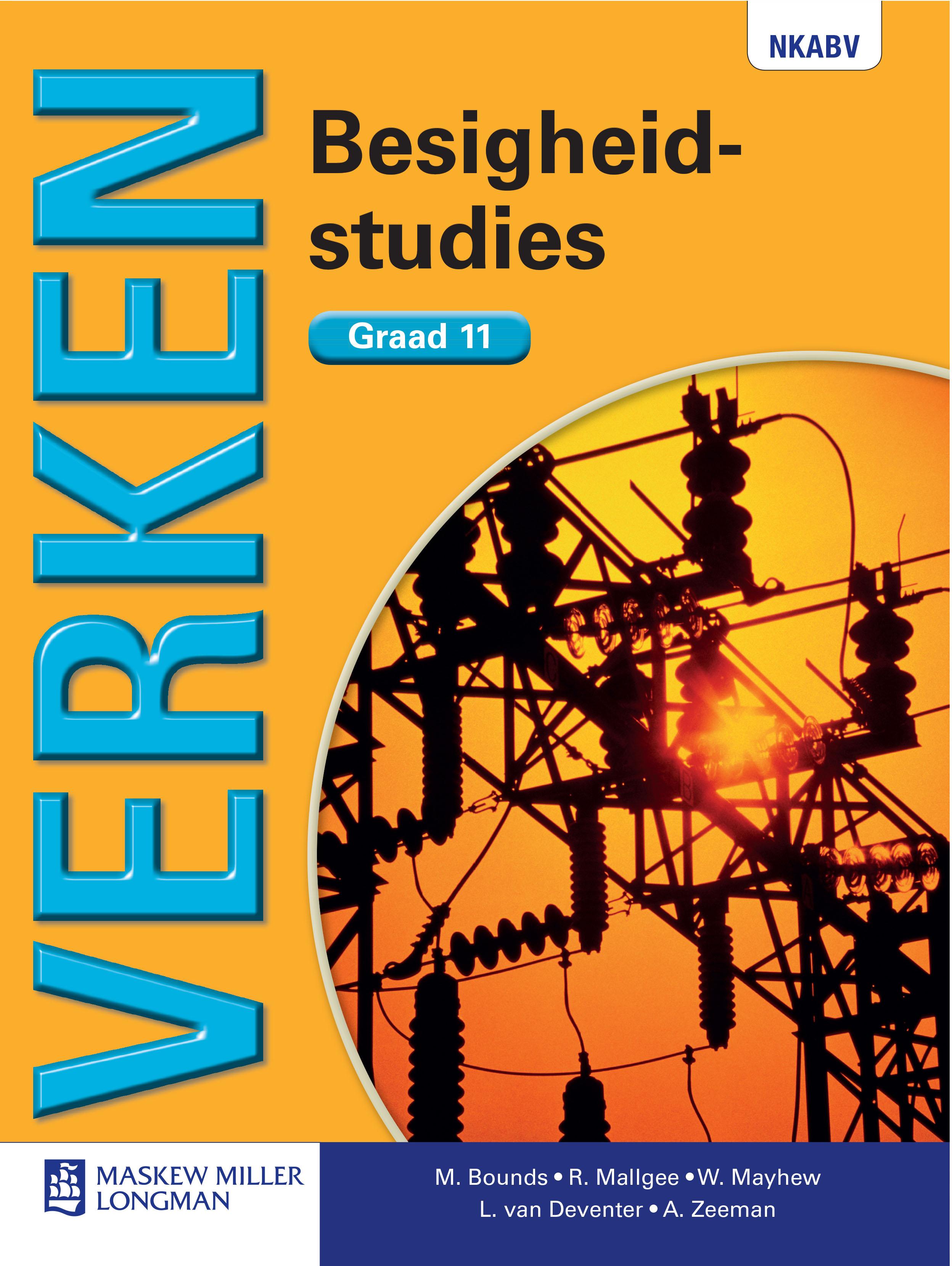 Picture of Verken Besigheidstudies: Graad 11: Leerderboek : CAPS compliant