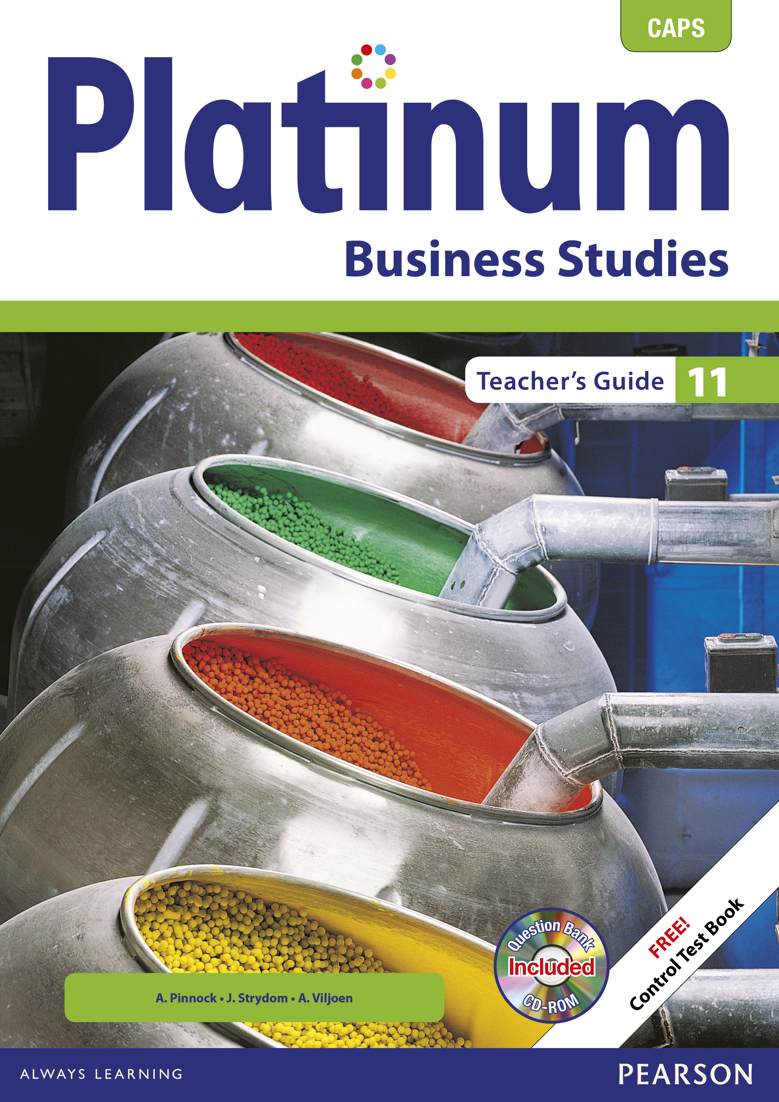 Picture of Platinum business studies CAPS: Gr 11: Teacher's guide
