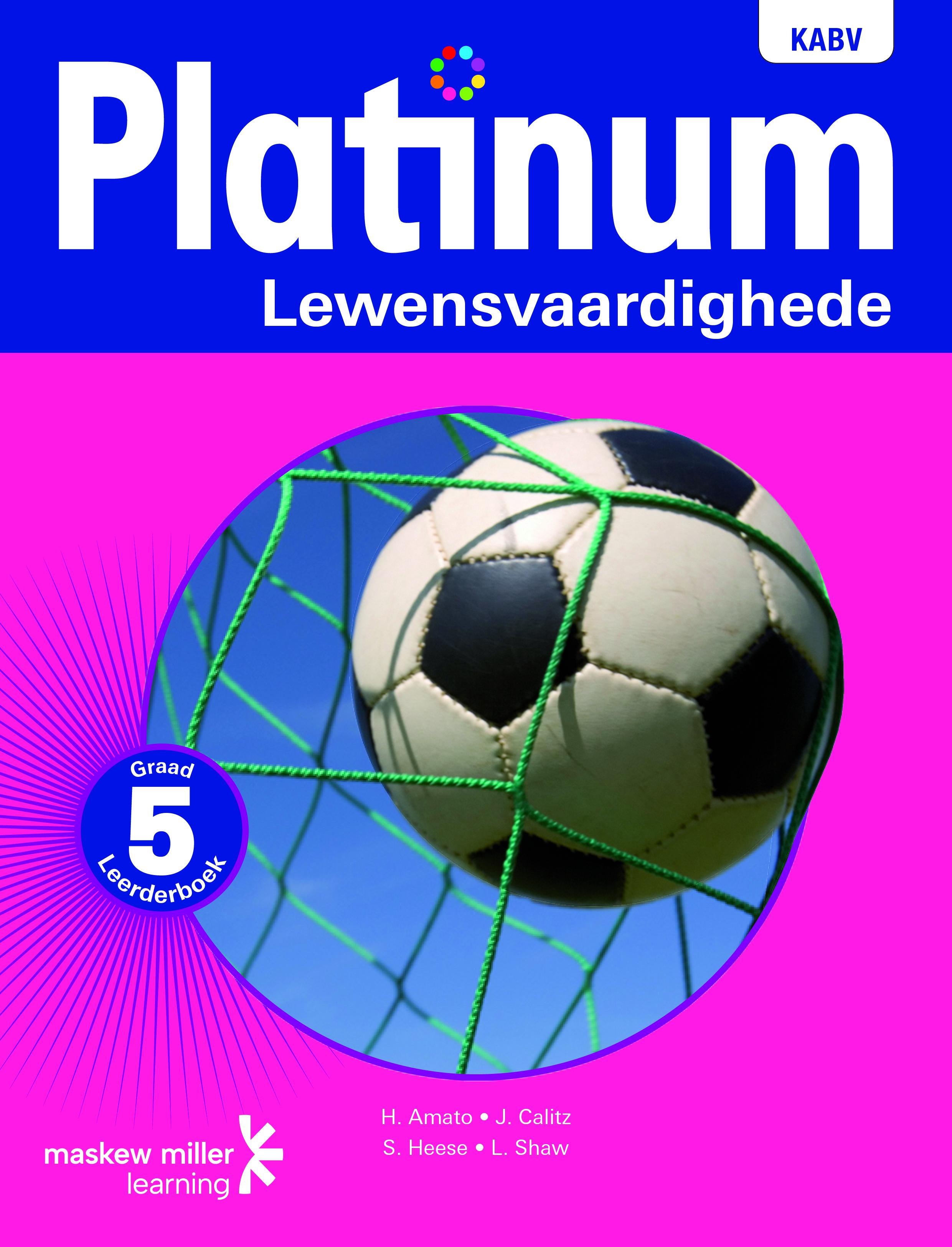 Picture of Platinum lewensvaardighede NKABV