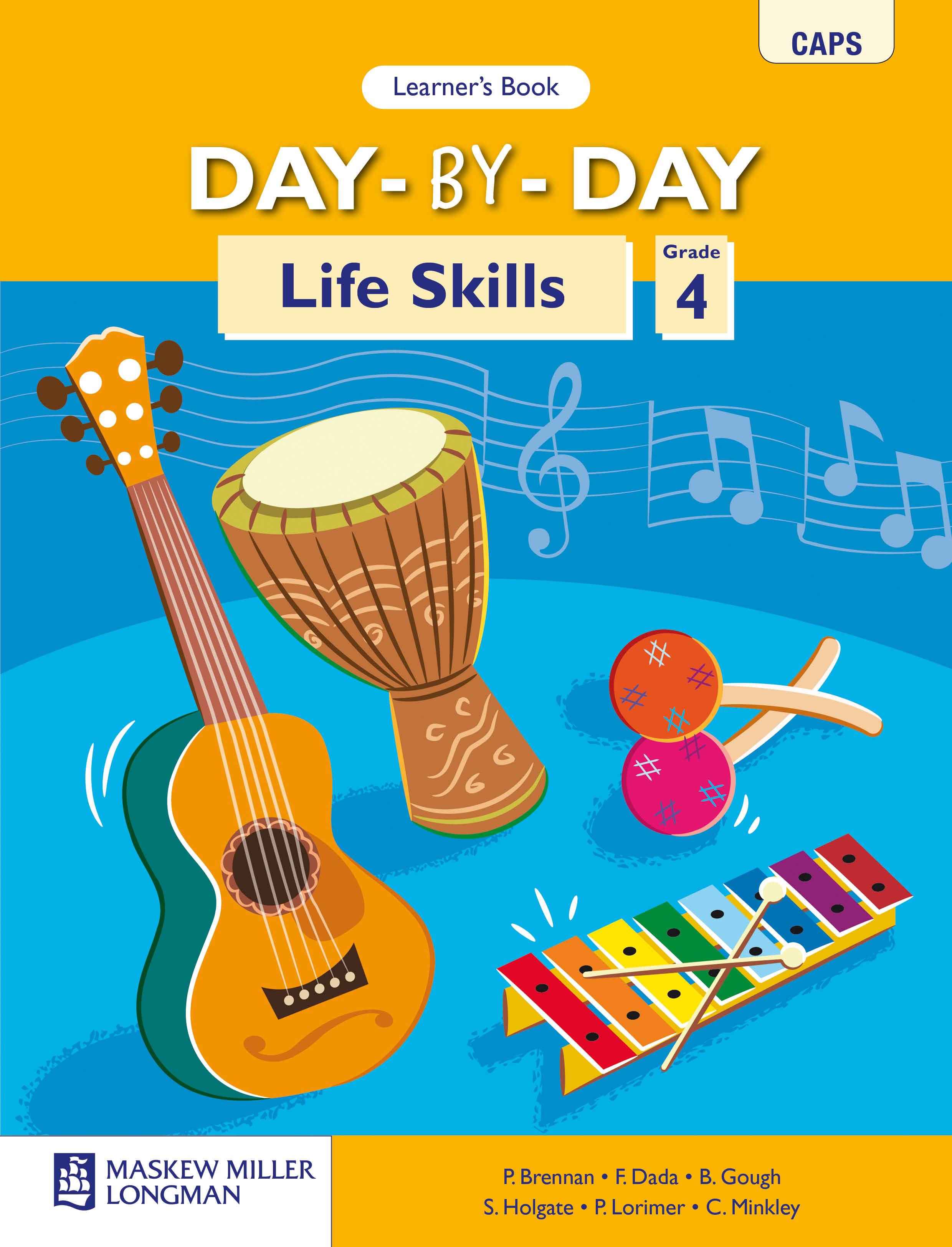 Picture of Day-by-day life skills CAPS : Gr 4: Learner's book