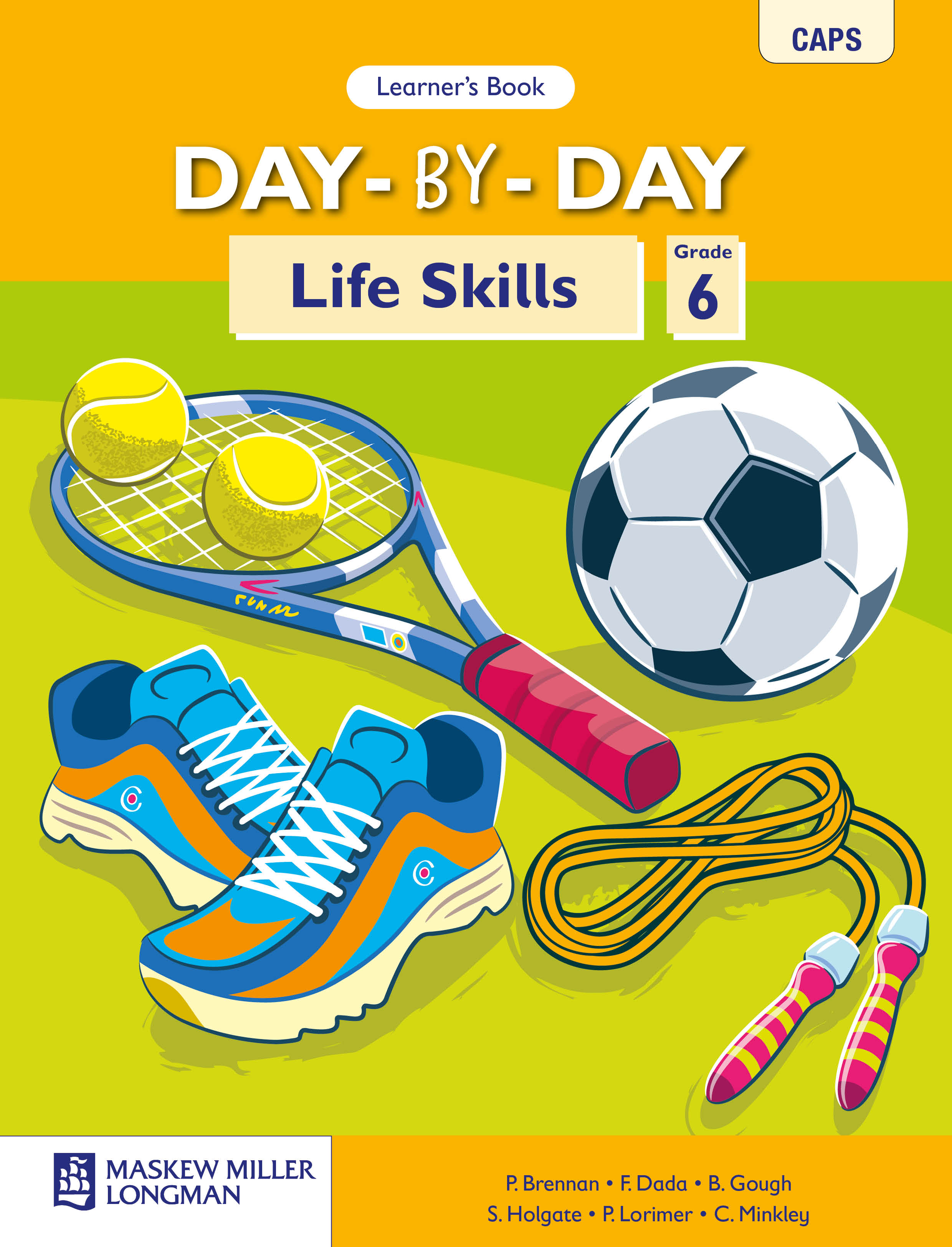 Picture of Day-by-day life skills CAPS