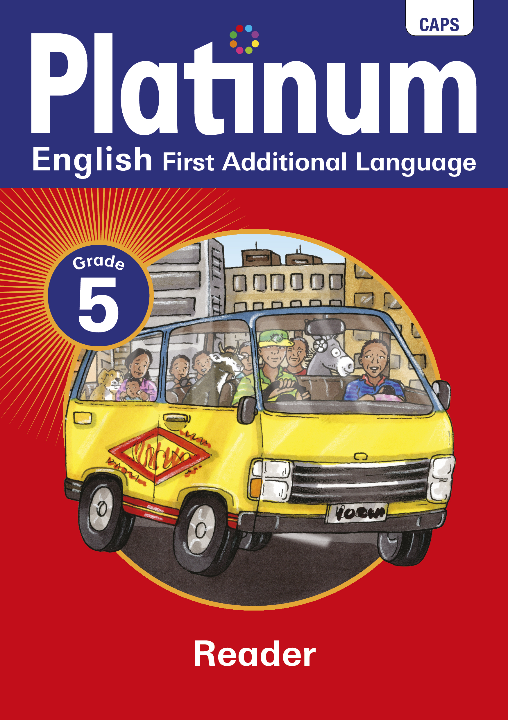 Picture of Platinum English - First Additional Language - Grade 5 Reader