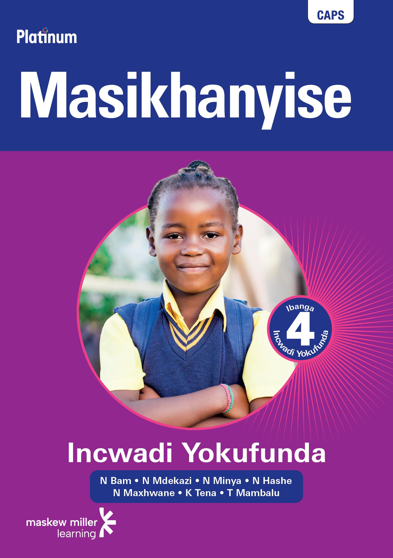 Picture of Platinum masikhanyise CAPS