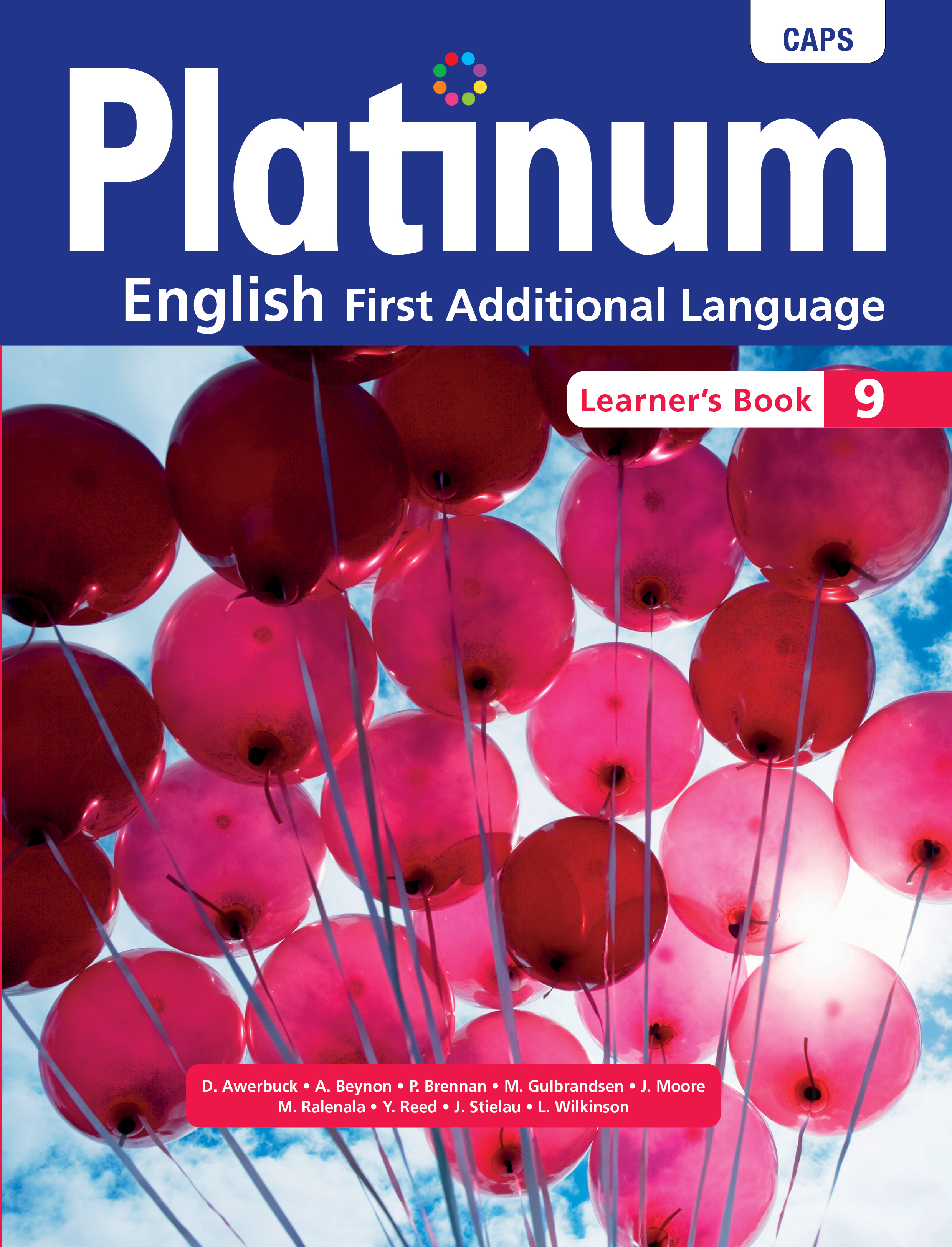 Picture of Platinum English CAPS: Platinum English first additional language: Grade 9: Learner's book Gr 9: Learner's Book