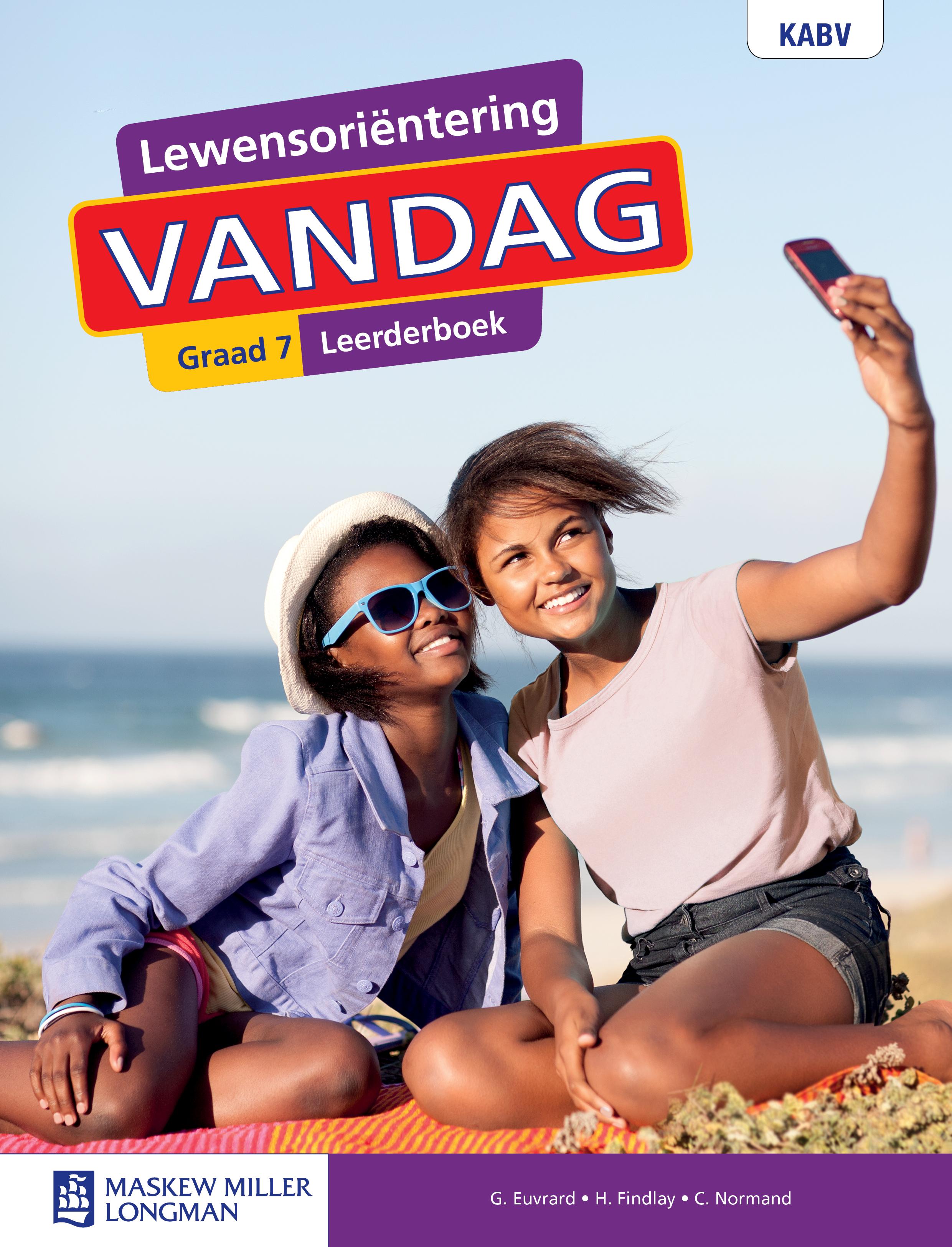 Picture of Lewensorientering Vandag: Graad 7: Leerderboek