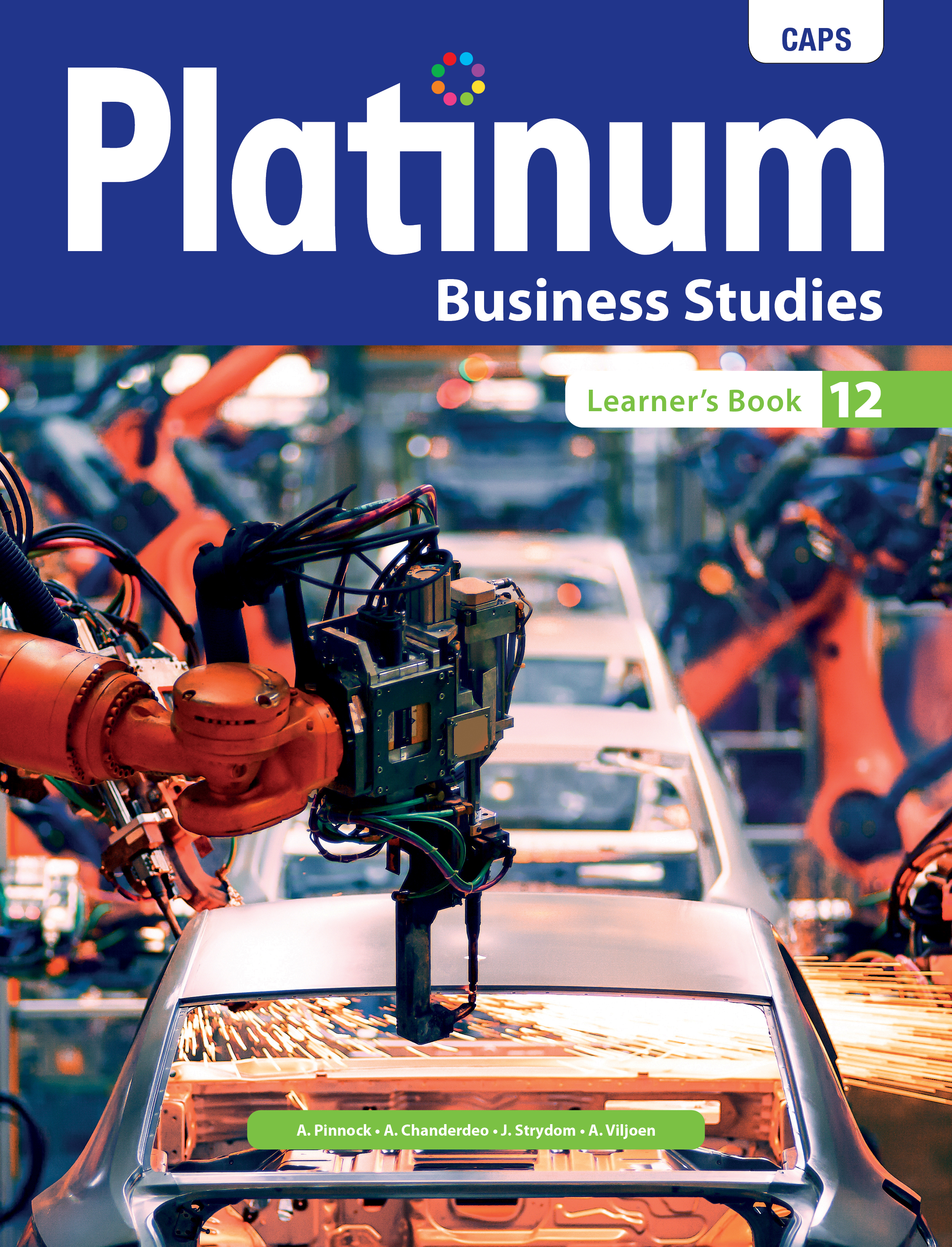 Platinum Business Studies CAPS: Platinum business studies: Grade 12: Learner's book Gr 12: Learner's Book