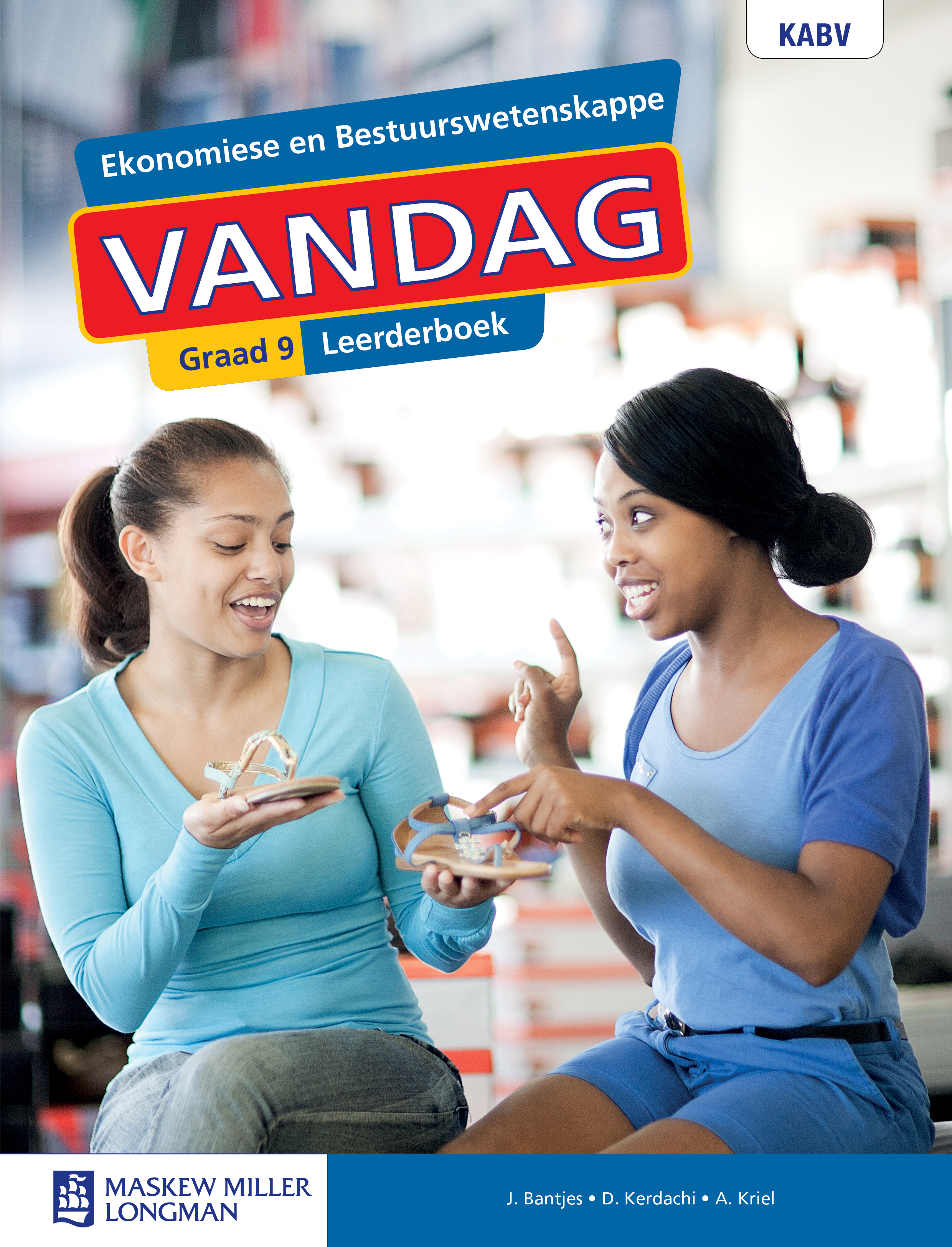 Picture of Ekonomiese en Bestuurswetenskappe Vandag: Graad 9: Leerderboek