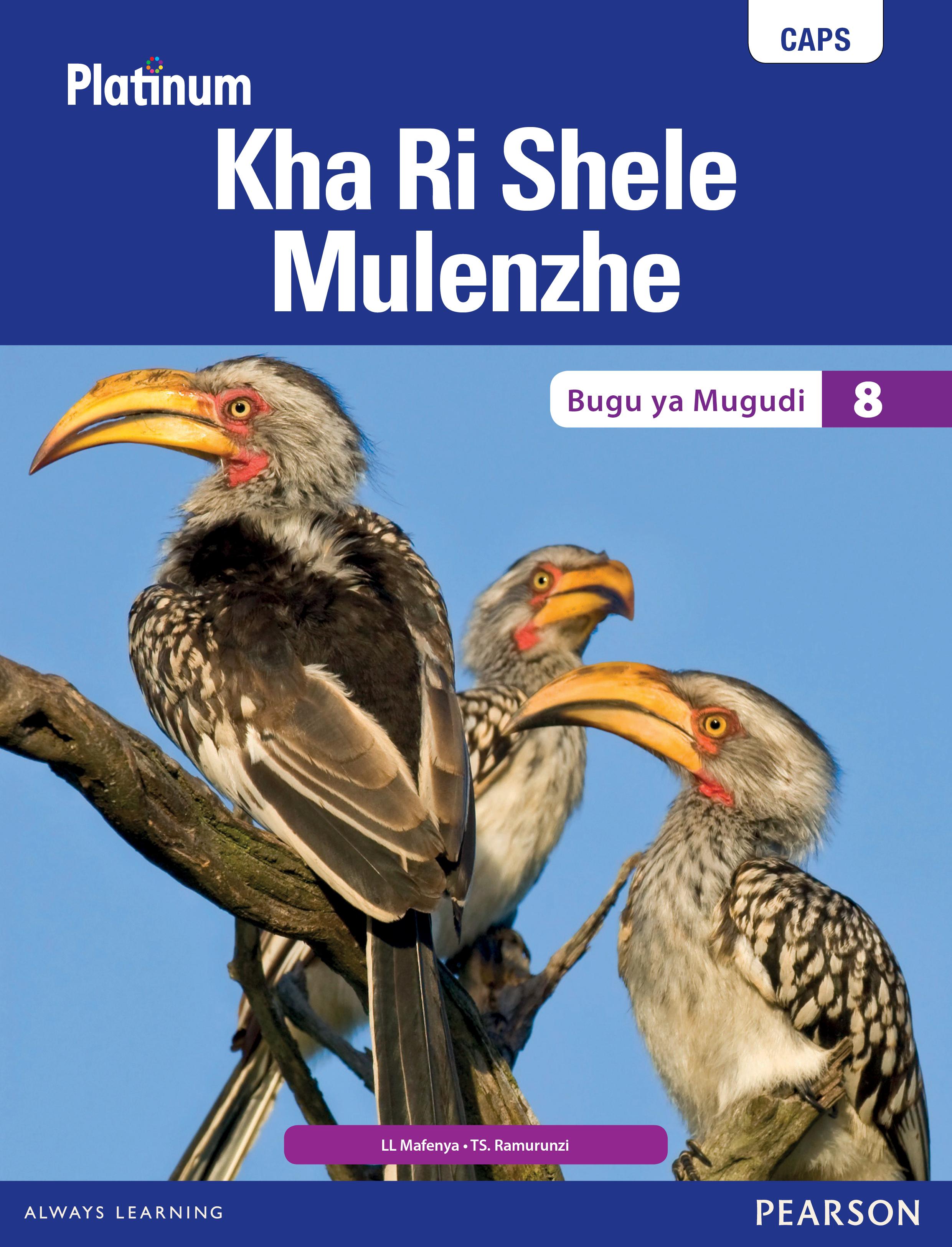 Picture of Platinum Kha Ri Shele Mulenzhe