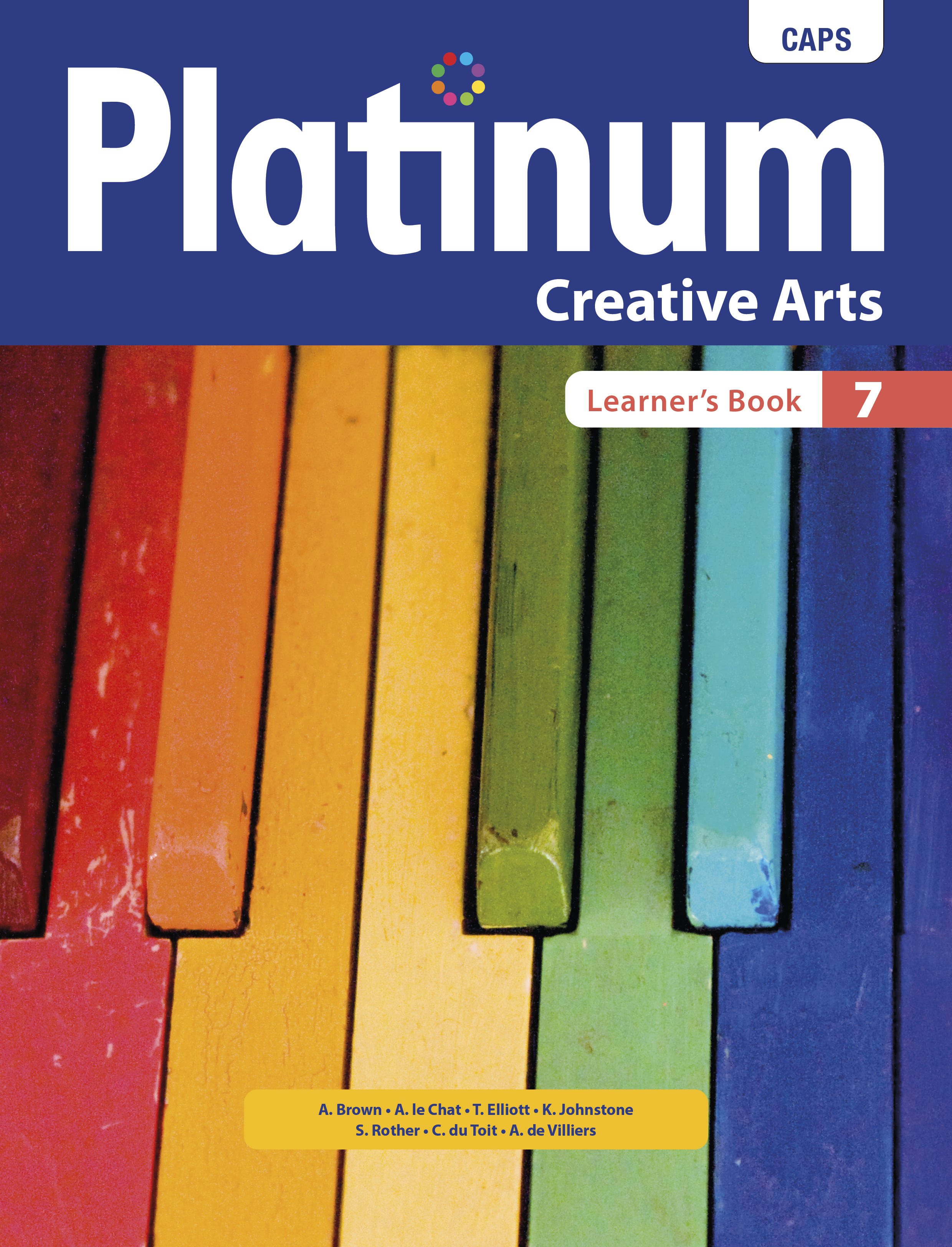 Picture of Platinum creative arts: Grade 7: Learner's book