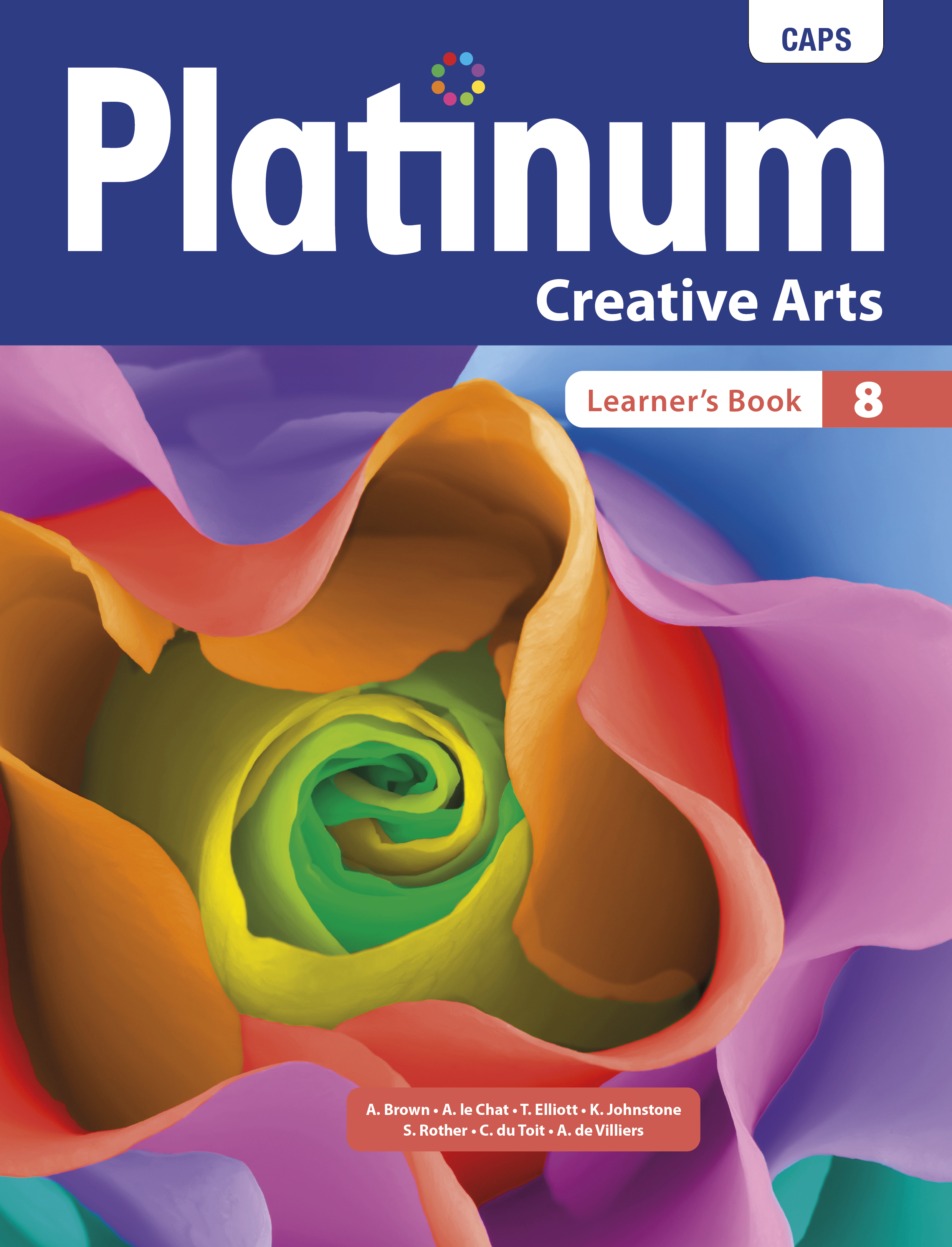 Picture of Platinum Creative Arts: Platinum creative arts: Grade 8: Learner's book Gr 8: Learner's Book