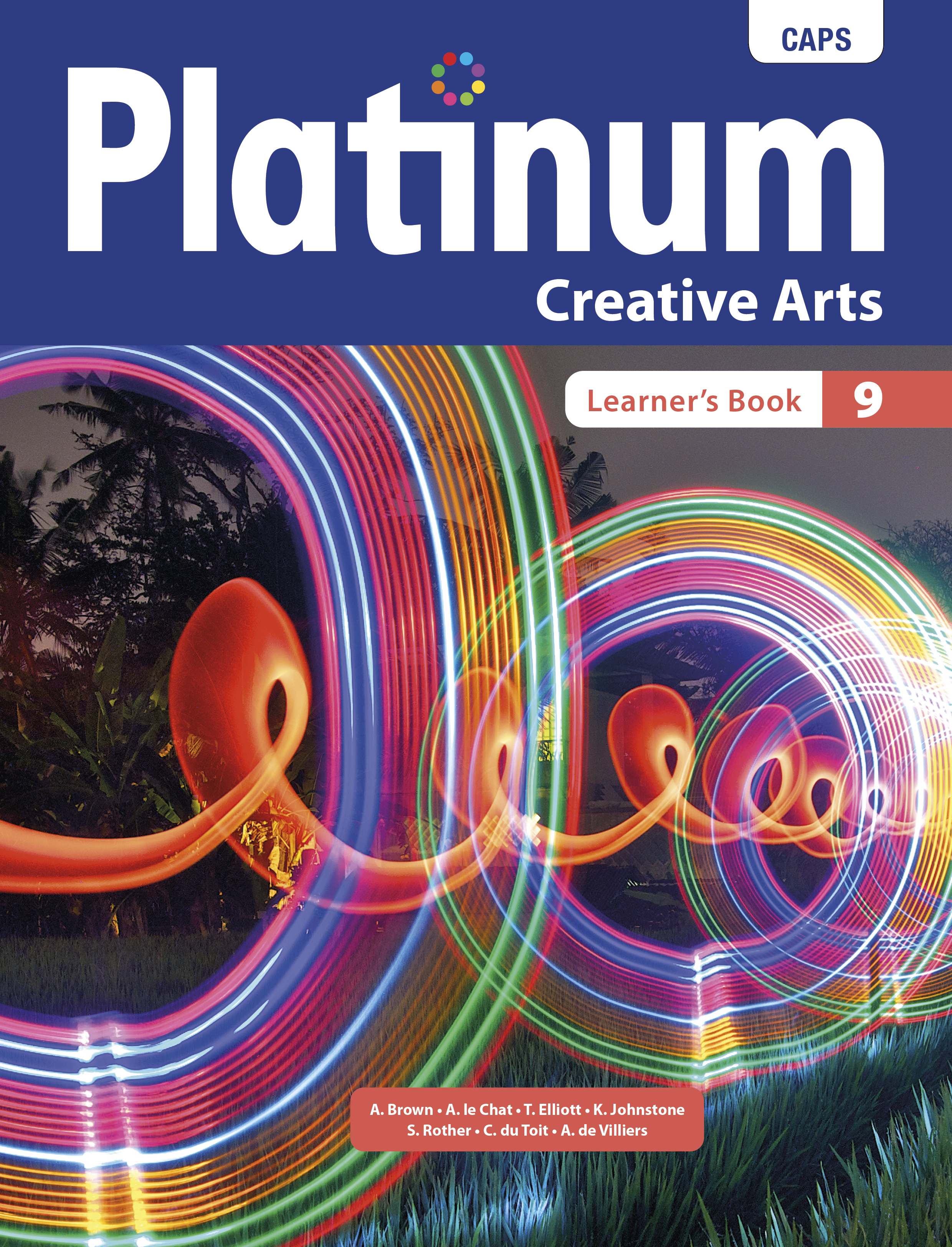 Picture of Platinum creative arts: Grade 9: Learner's book