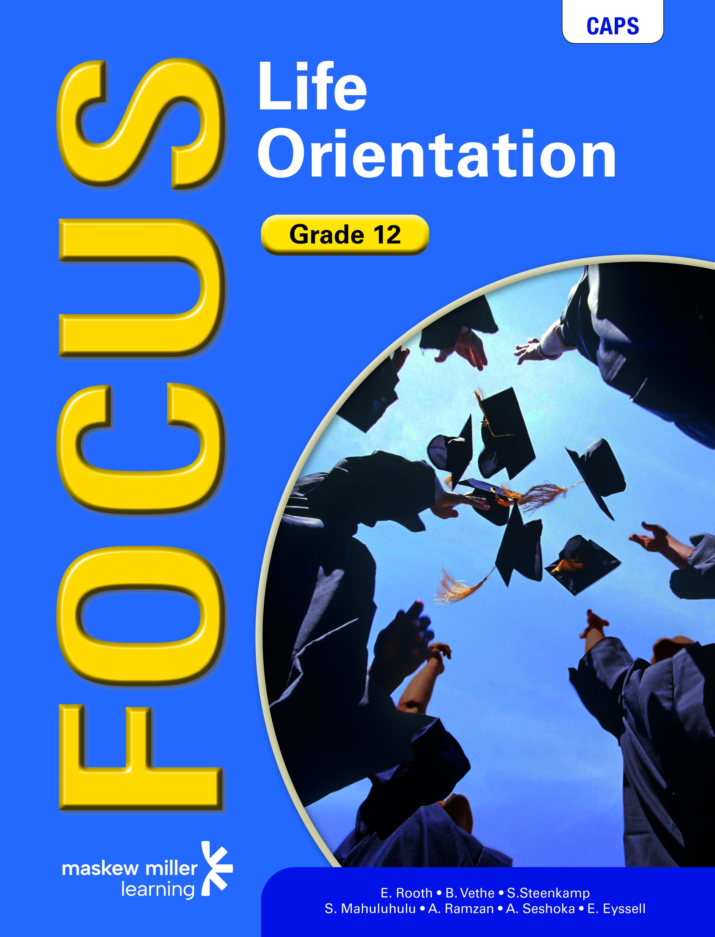 Picture of Focus life orientation CAPS