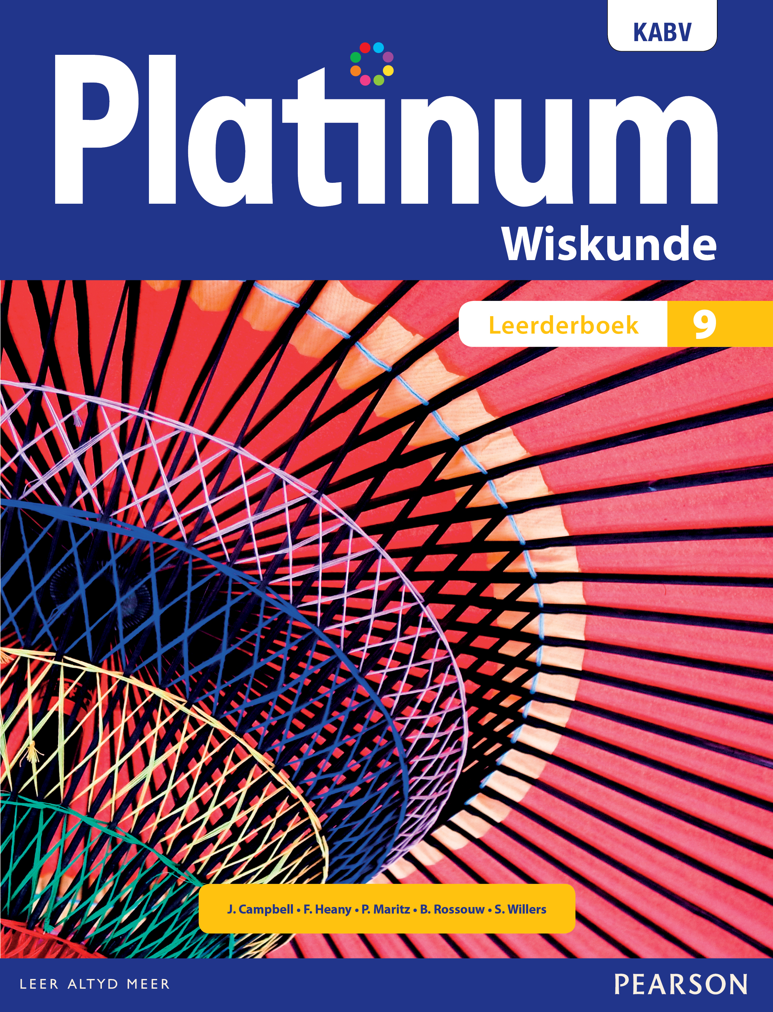 Platinum Wiskunde KABV: Platinum wiskunde: Graad 9: Leerderboek Gr 9: Leerdersboek