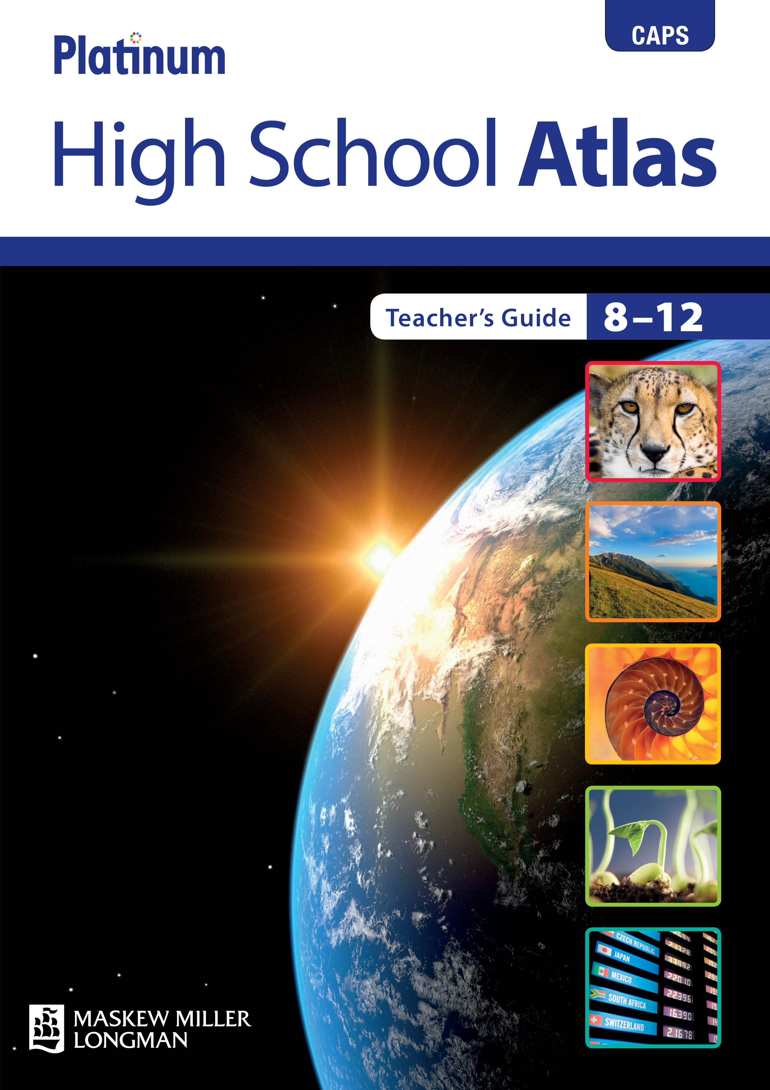 Picture of Platinum High School Atlas